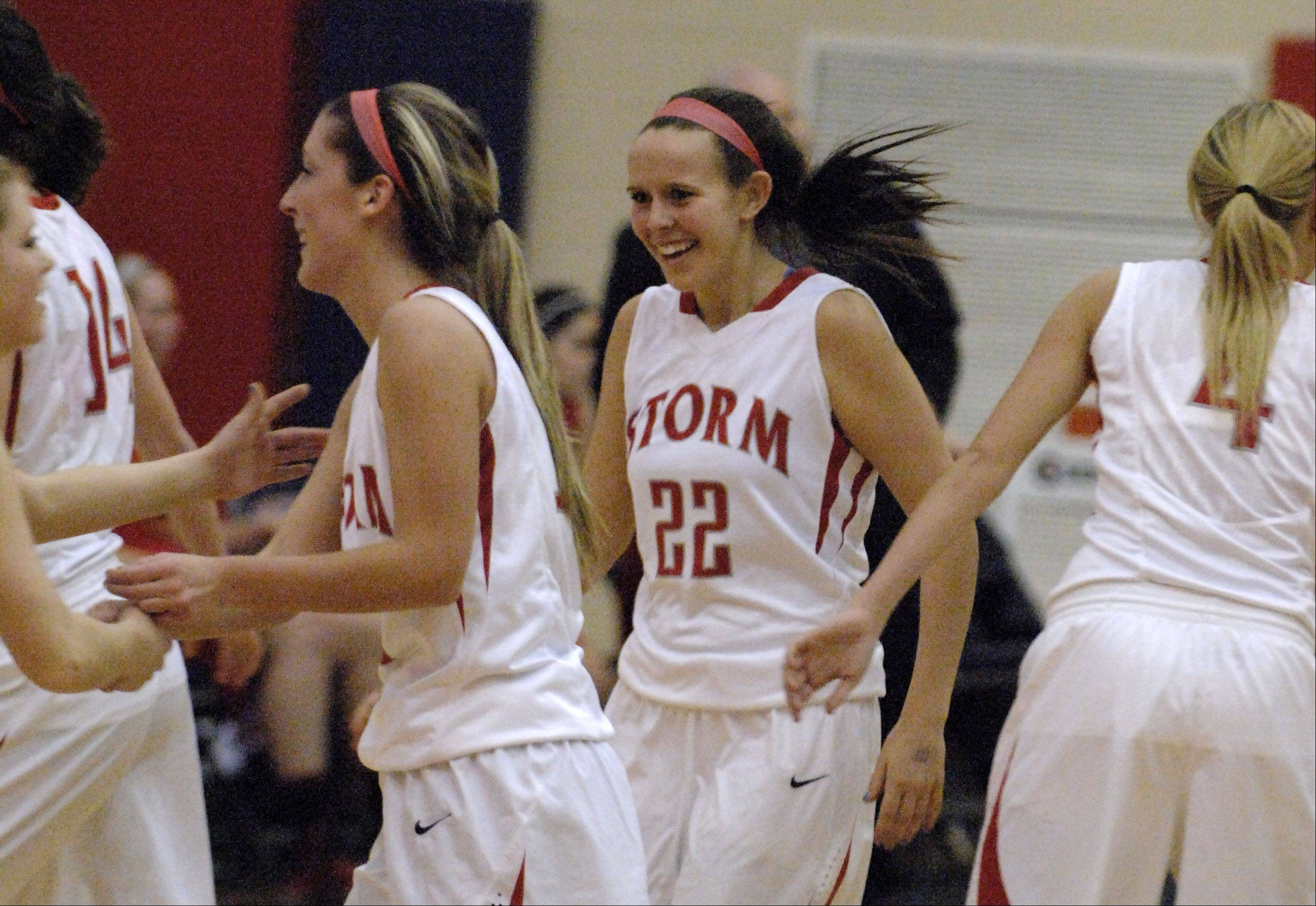 Images: Batavia vs. South Elgin, girls basketball