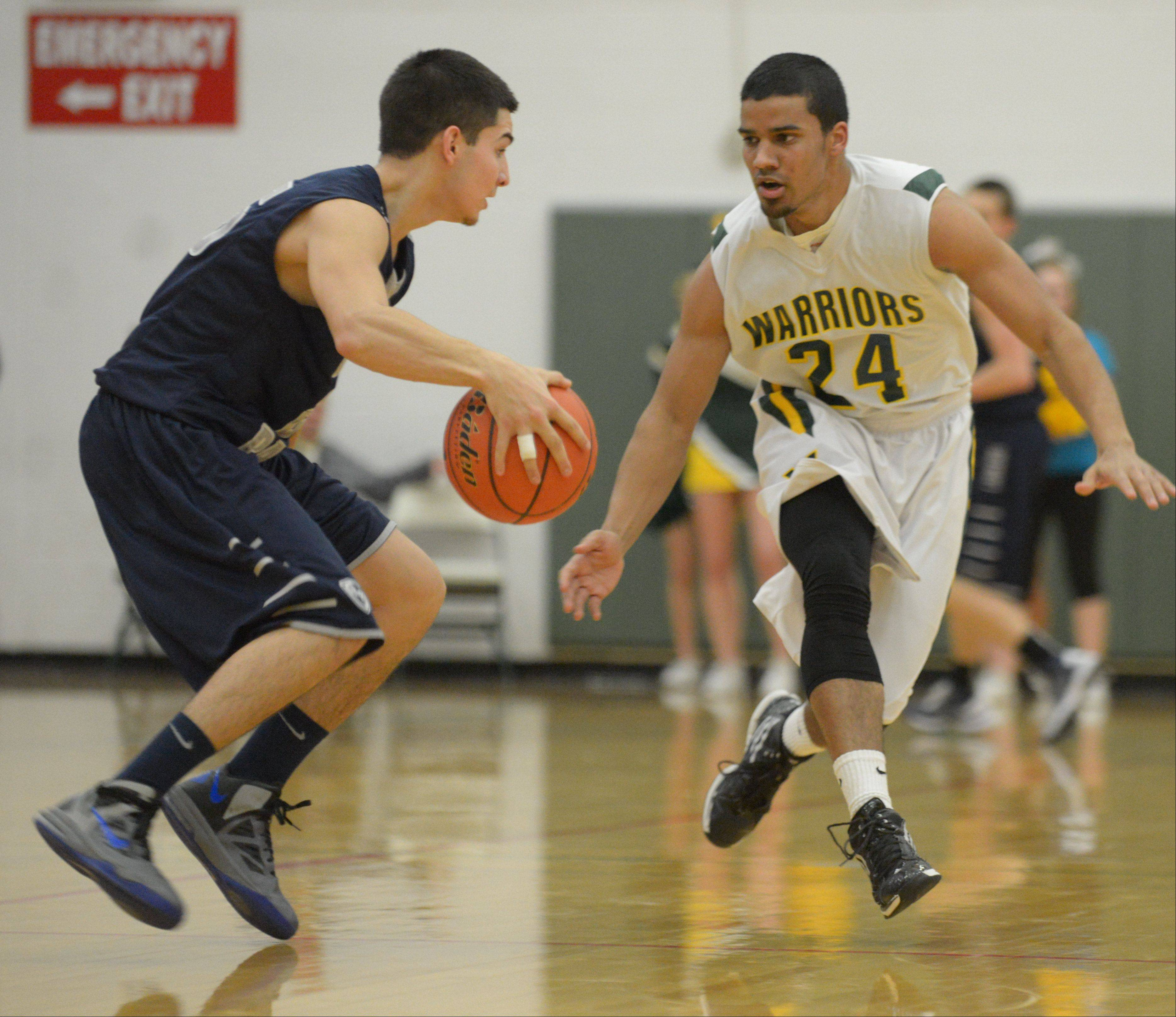 Images: Lake Park vs. Waubonsie Valley, boys basketball