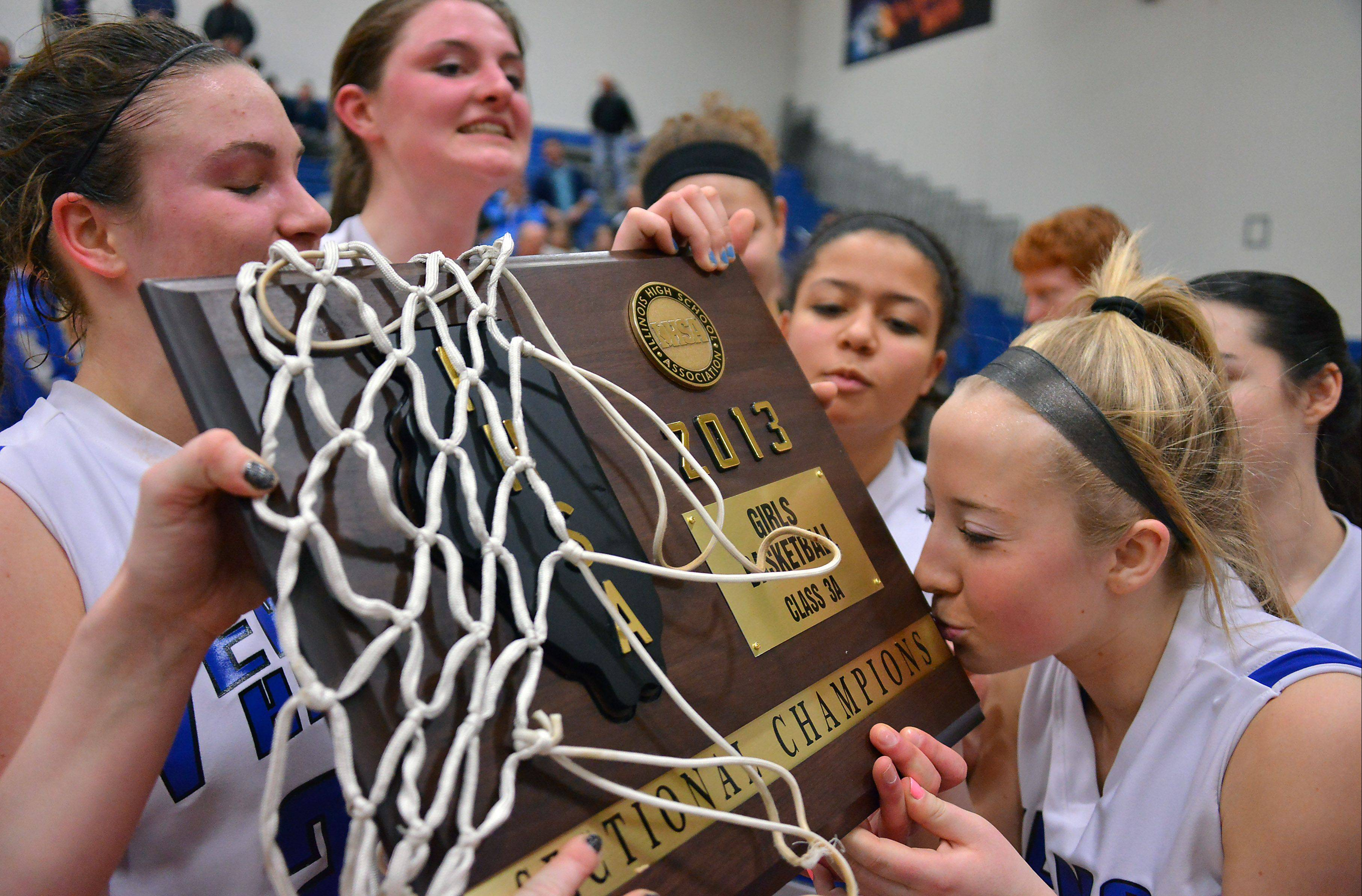 Another net gain for Vernon Hills