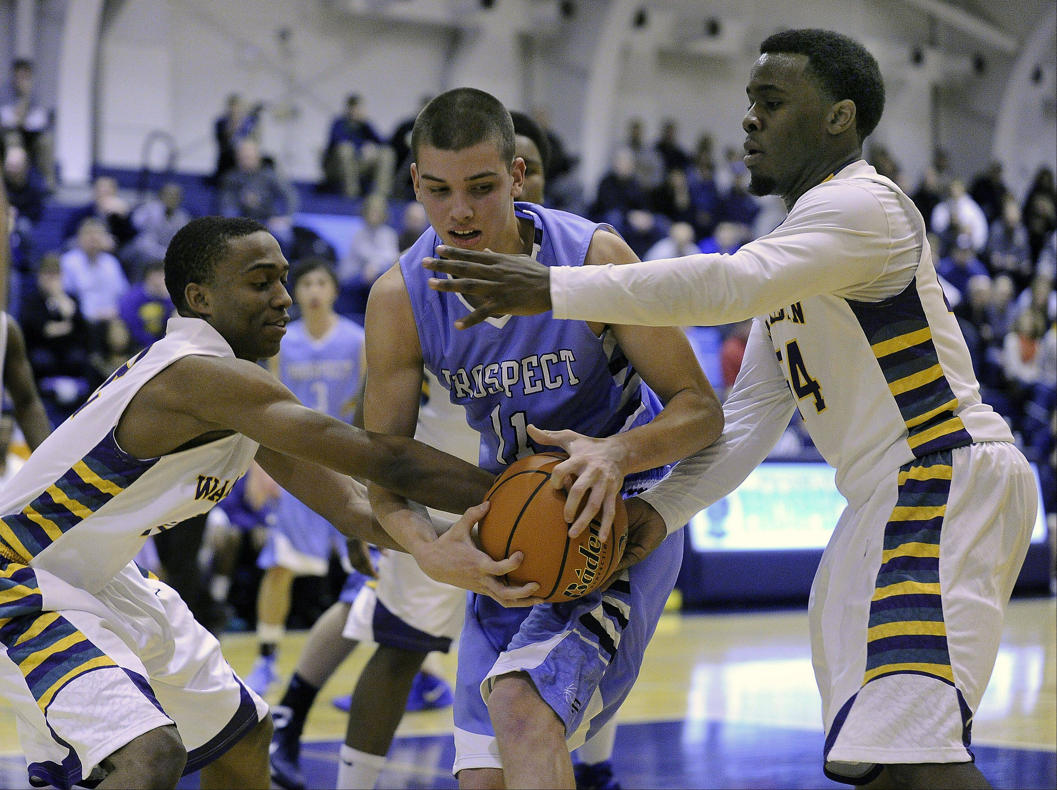 Images: Prospect vs. Waukegan, boys basketball