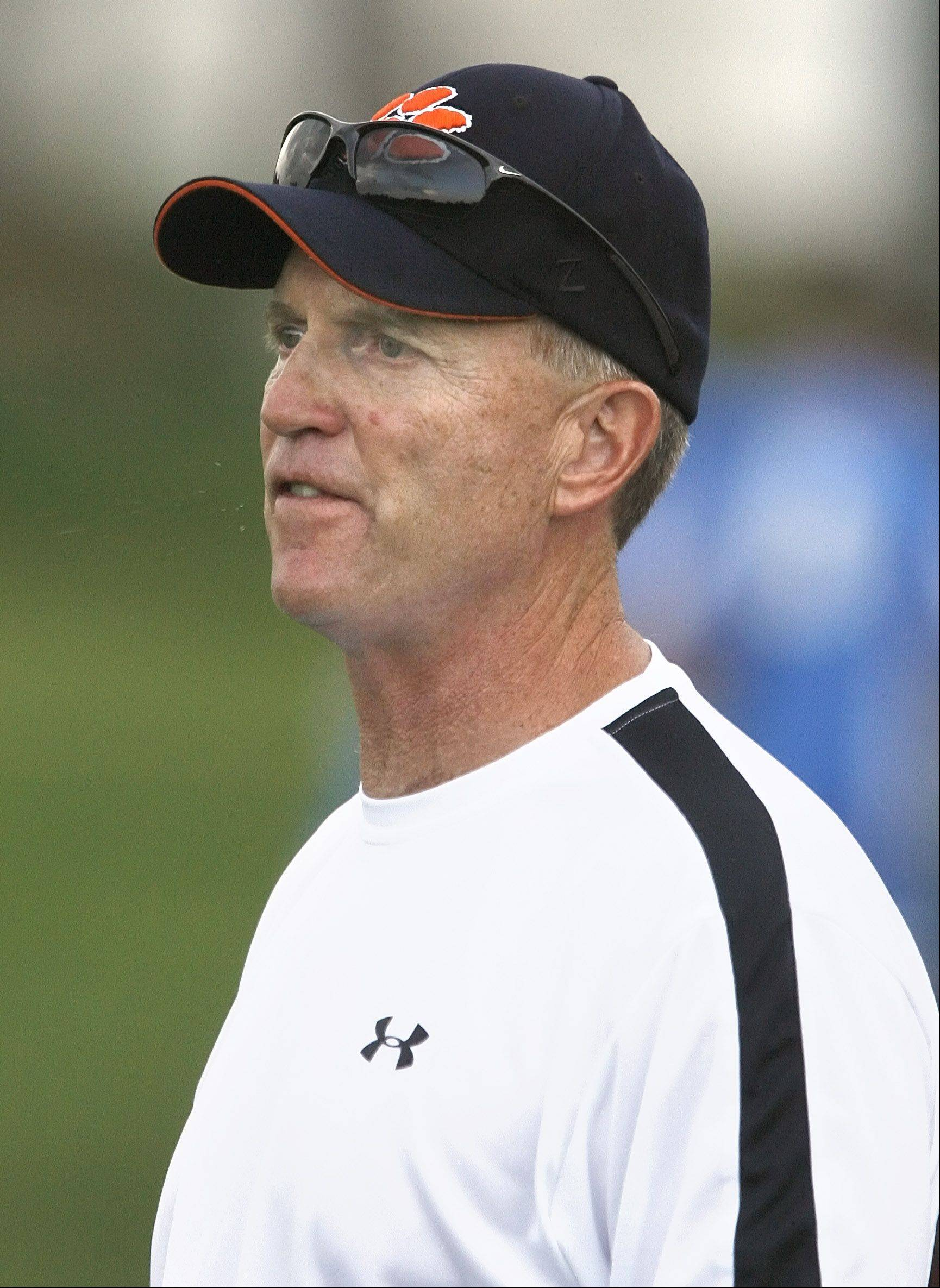 Libertyville boys soccer coach Andy Bitta is proving to be the perfect complement to Vernon Hills girls basketball head coach Paul Brettner.