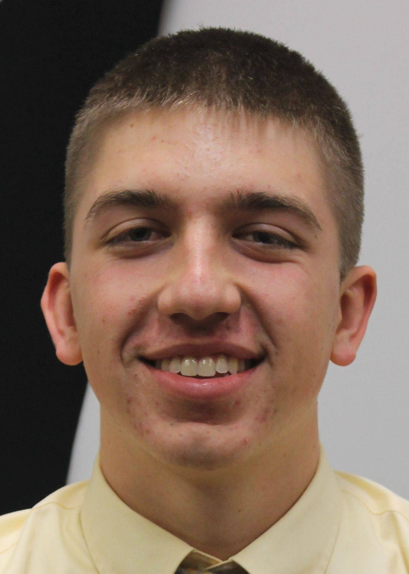 Kaneland basketball player Matt Limbrunner