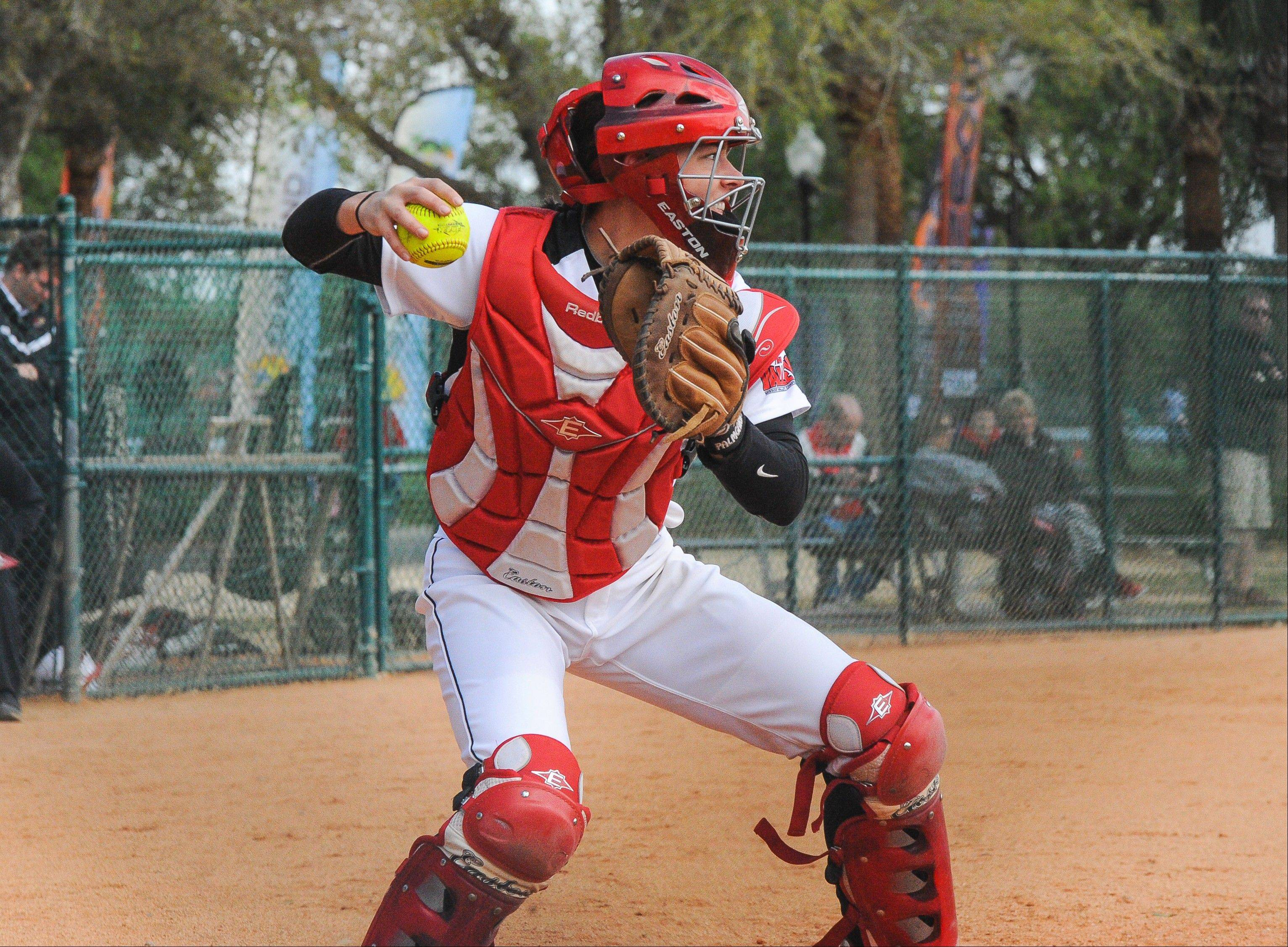 Bartlett graduate Elizabeth Kay is enjoying a strong start to the softball season at Illinois State.