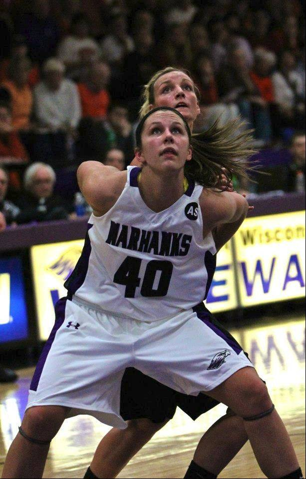 Bartlett grad Lisa Palmer is one of an area trio of former Daily Herald all-area players who will compete for Wisconsin-Whitewater in the Division III Final Four.