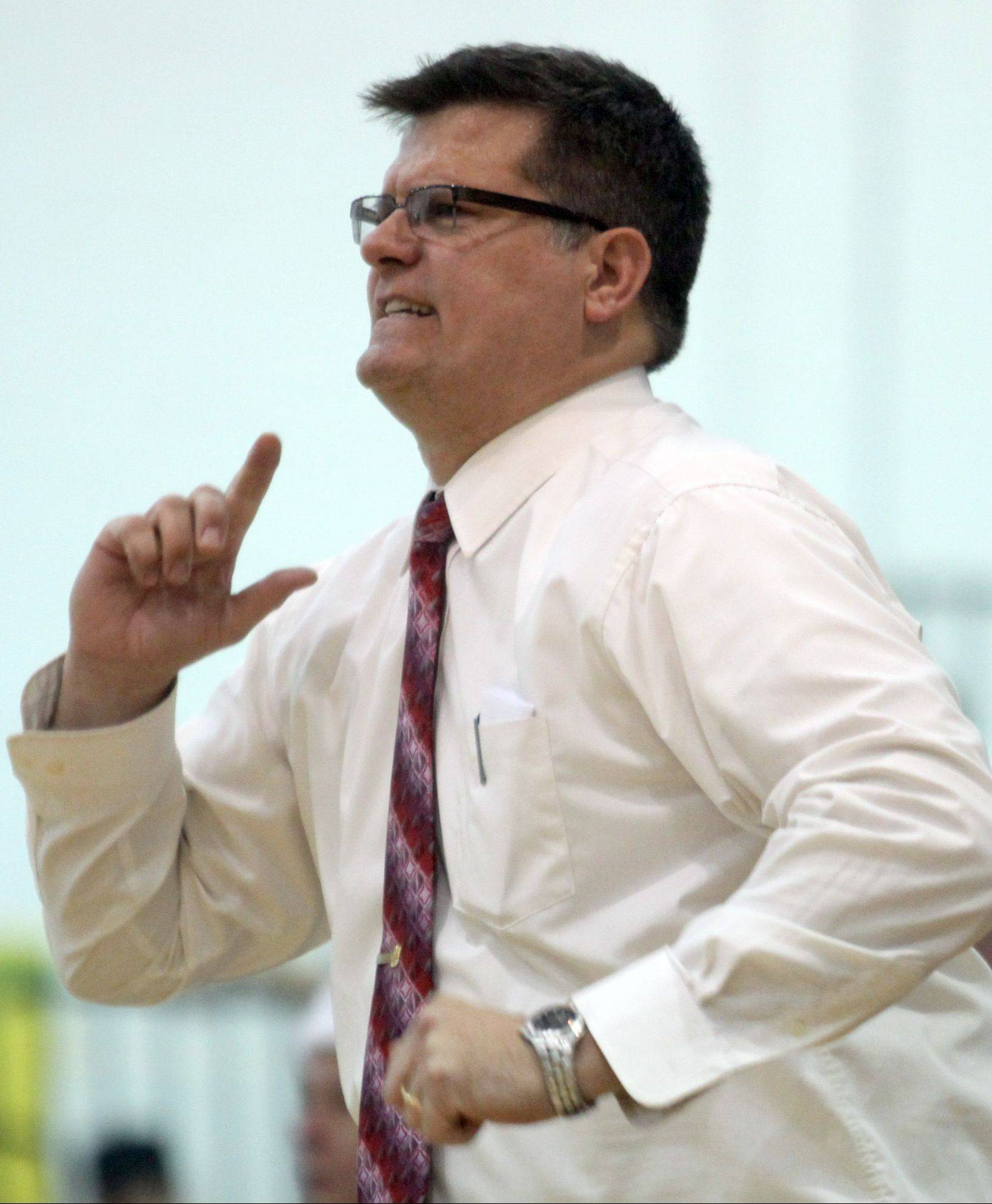 Recently retired Mundelein boys basketball coach Dick Knar is leaving the school to become the athletic director at Grant.