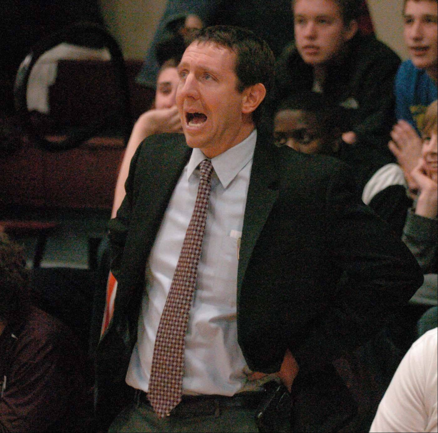Paul Ferguson announced Tuesday he is leaving Wheaton Academy at the end of this school year to become an assistant coach for Wheaton College's men's basketball team.