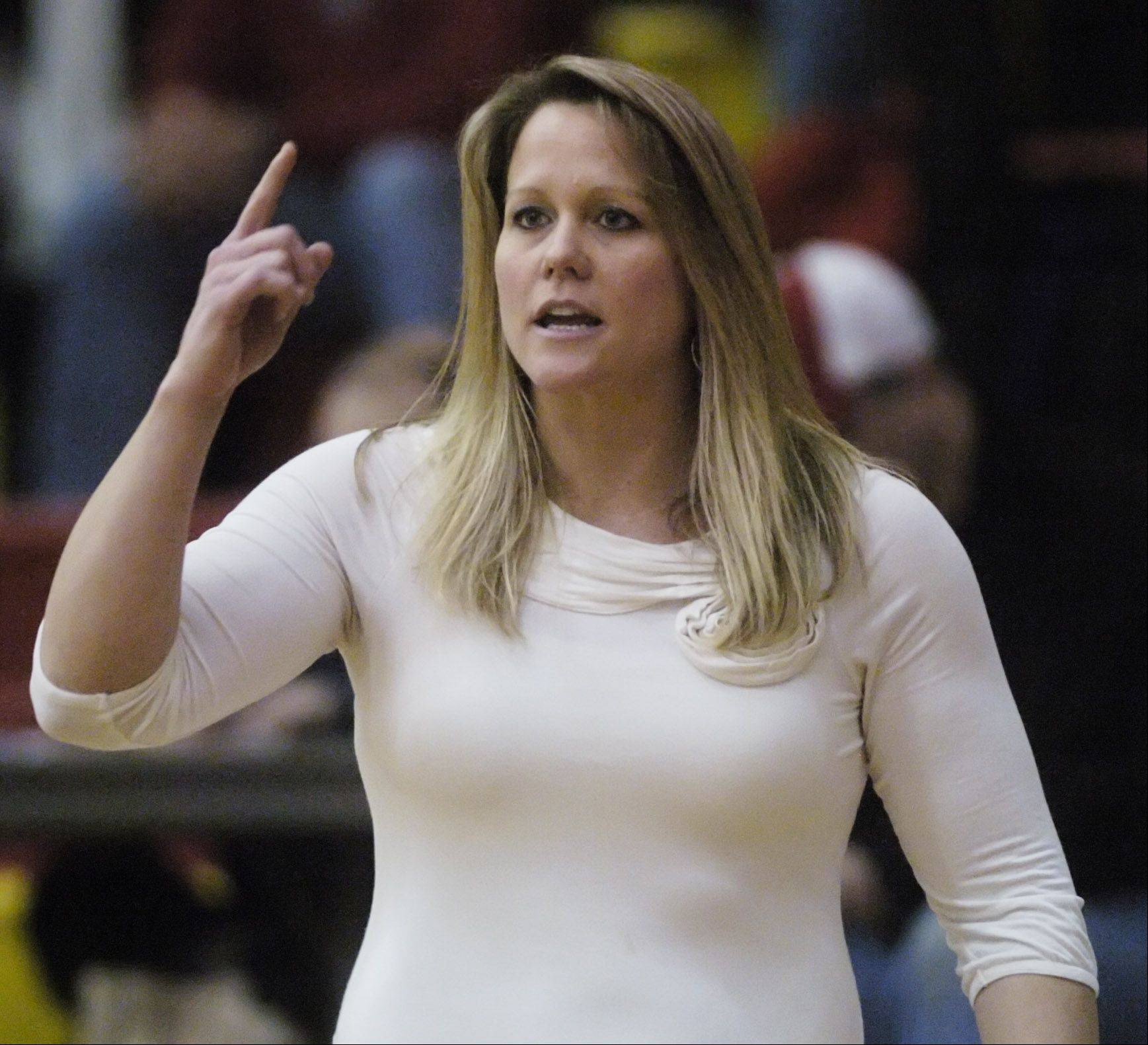Ashley Berggren's run as Schaumburg girls basketball coach is over, but she's looking forward to developing other professional and personal opportunities.