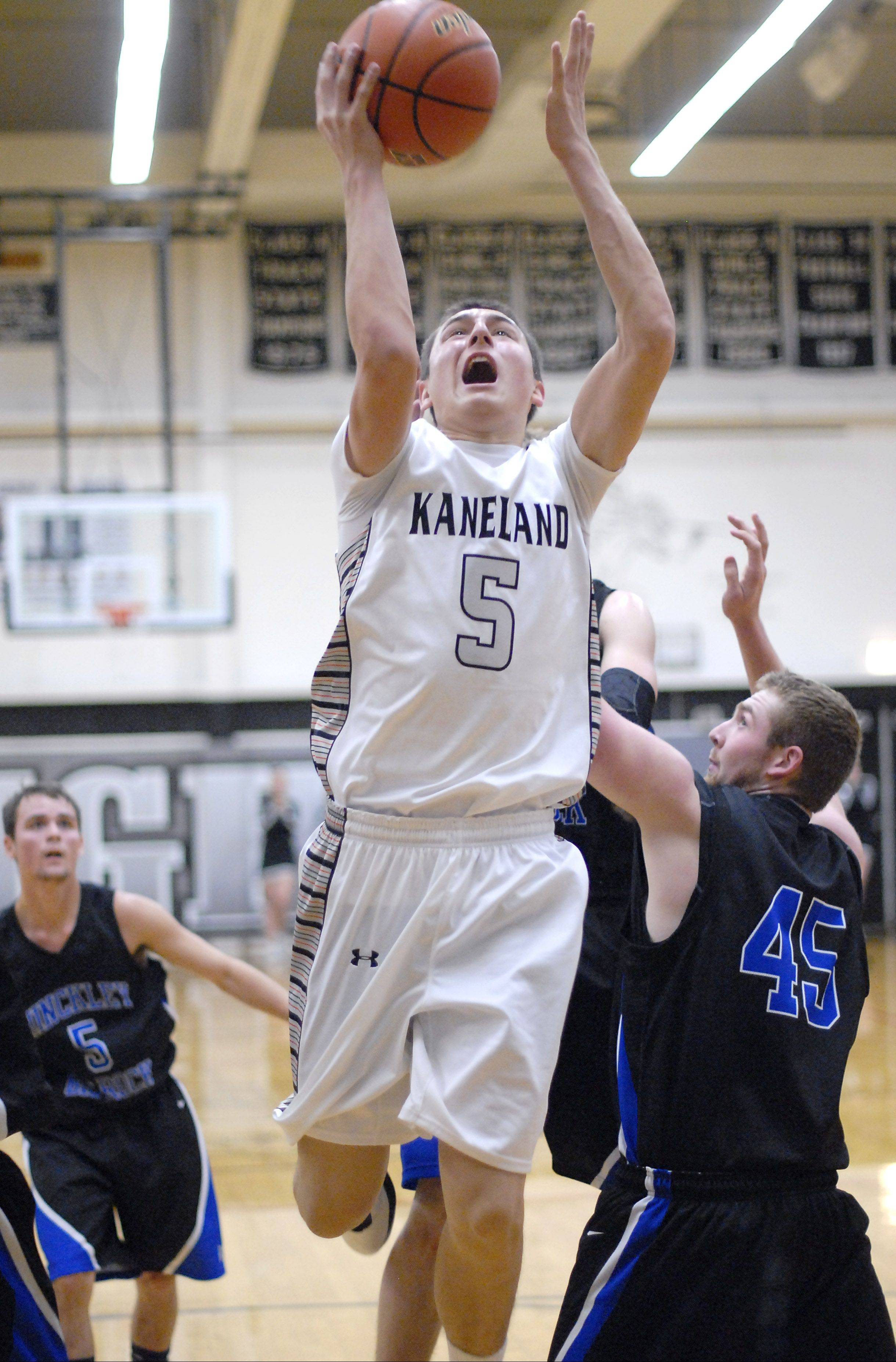 John Pruett is expected to be a key part of the Kaneland offense.