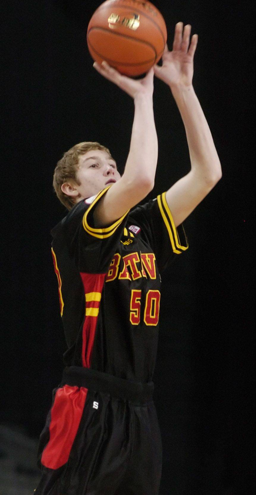 Tucker Knox will be one of the players Batavia coach Jim Nazos looks to inside this year.