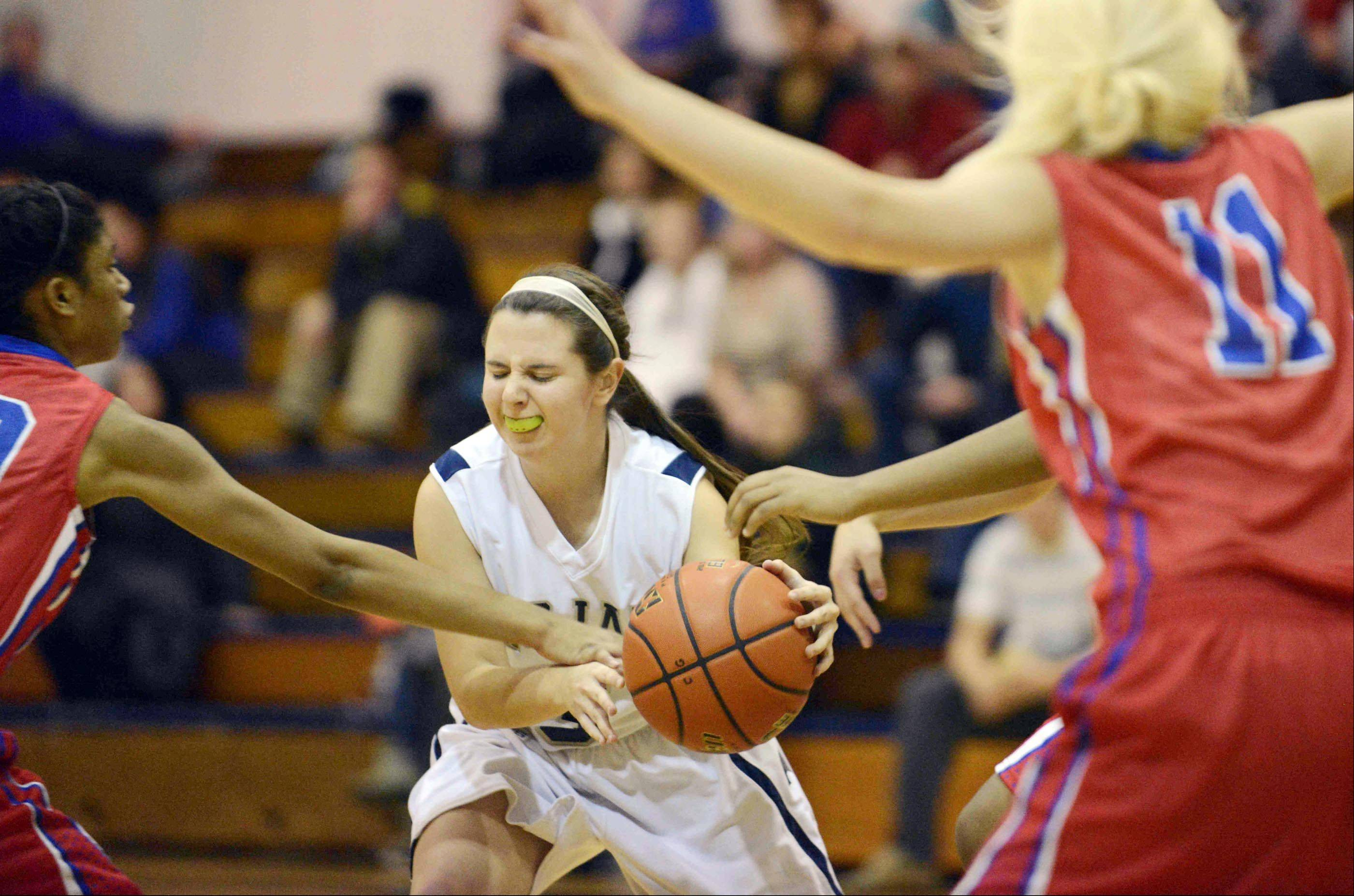 Images from the Dundee-Crown vs. Cary-Grove girls basketball game Tuesday, December 3, 2013.