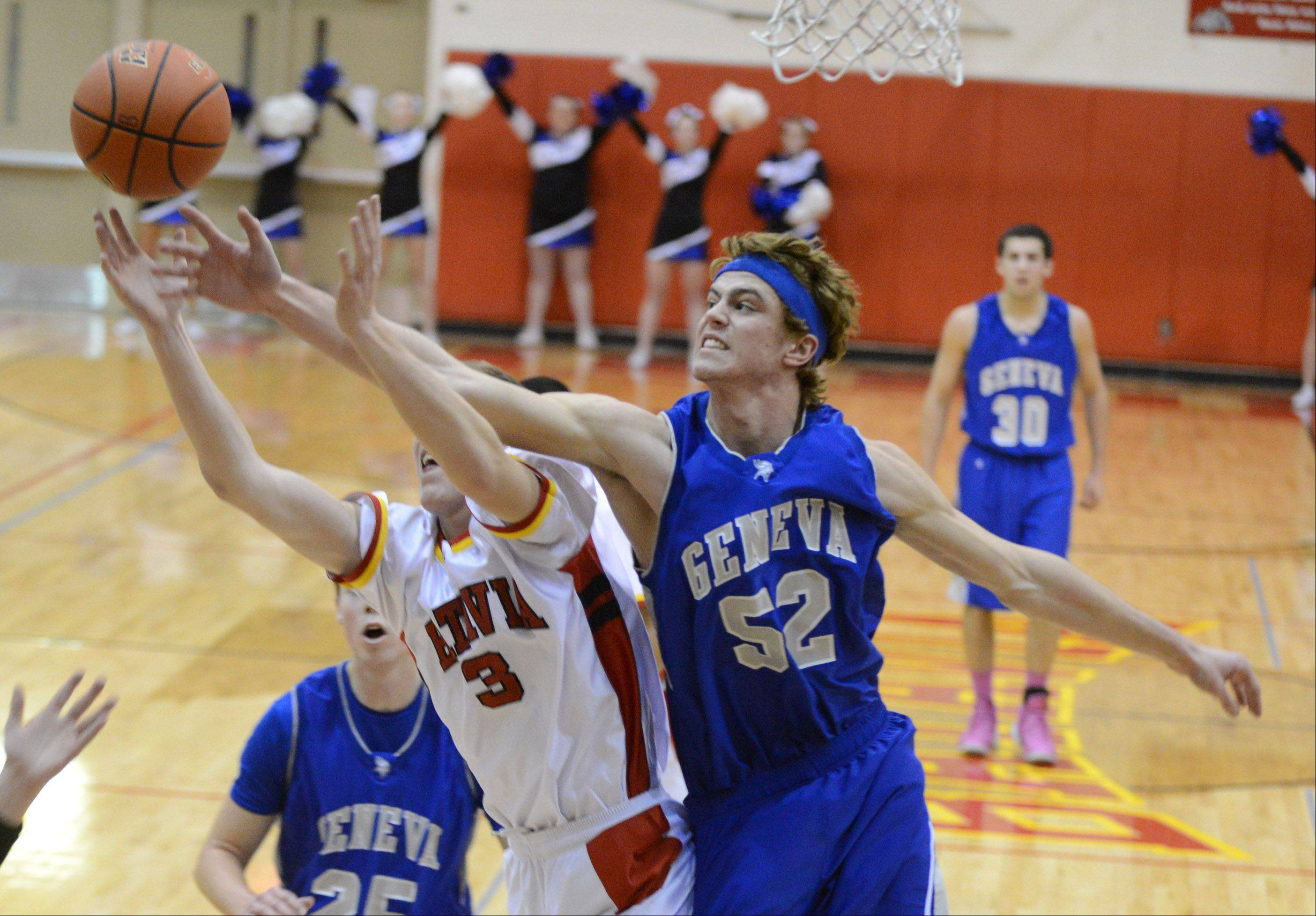 Images from the Geneva vs. Batavia boys basketball game Friday, December 6, 2013.