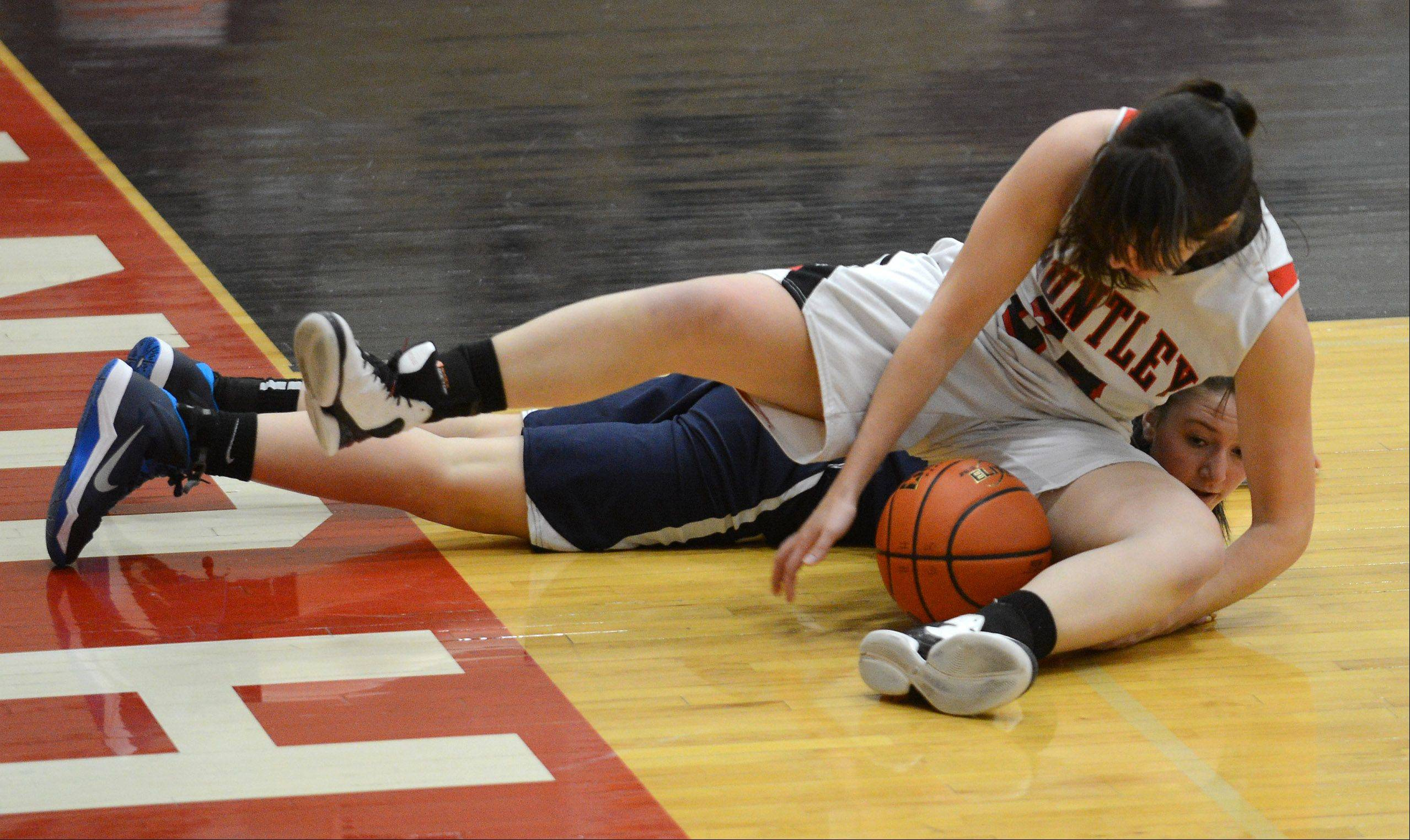 Images: Cary-Grove vs. Huntley girls basketball