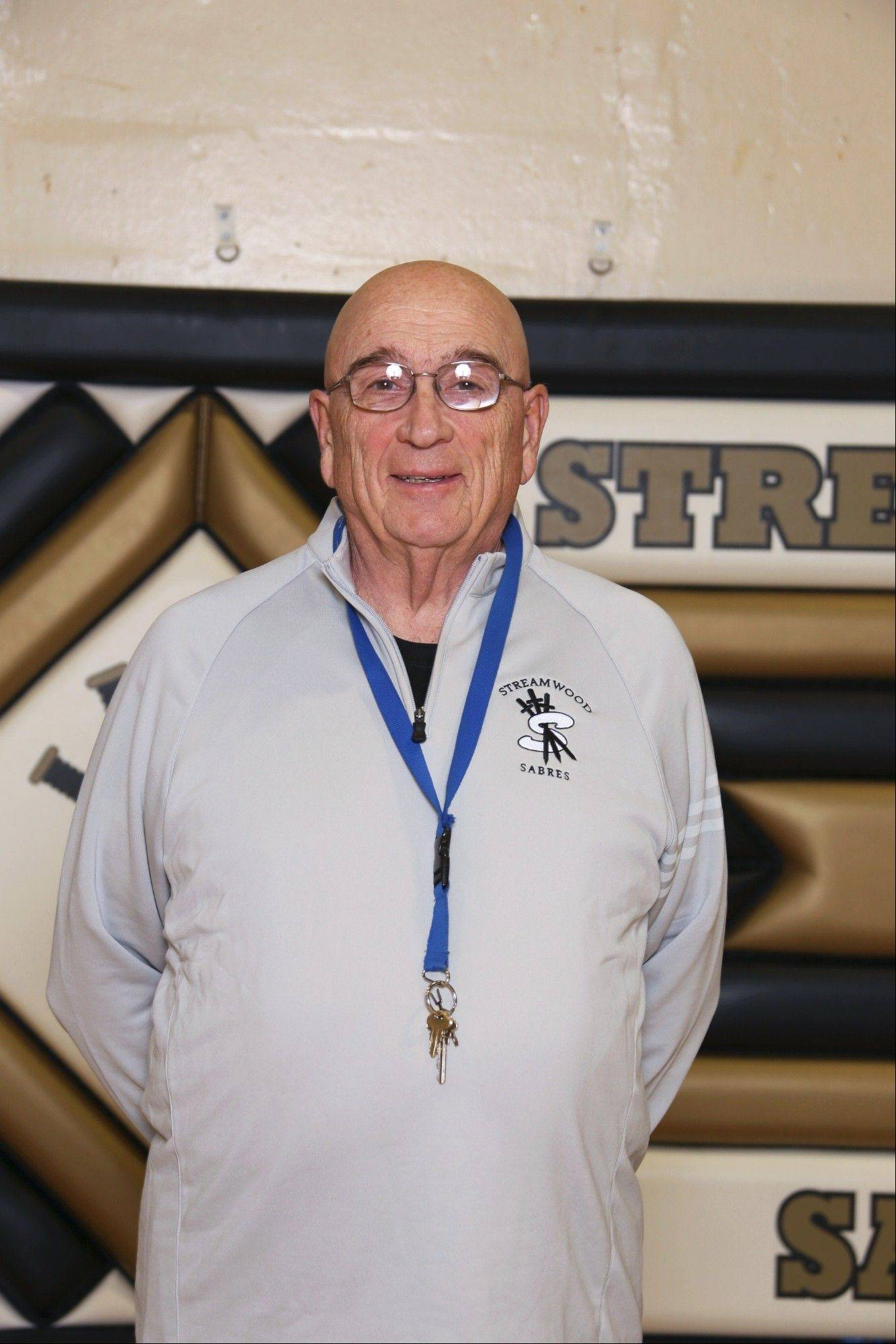 Streamwood's Prose takes his place in IBCA Hall