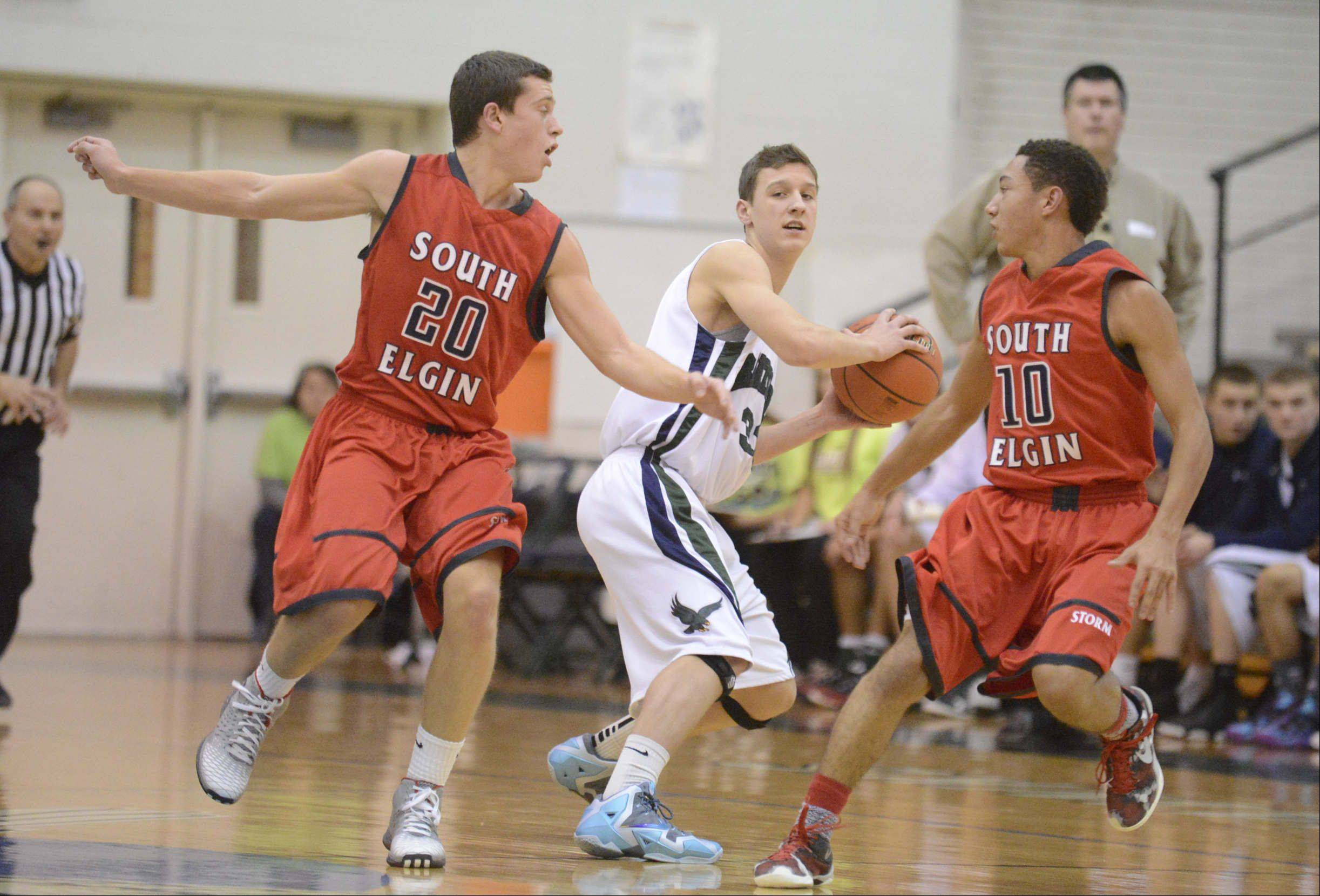 Images: South Elgin vs. Bartlett boys basketball