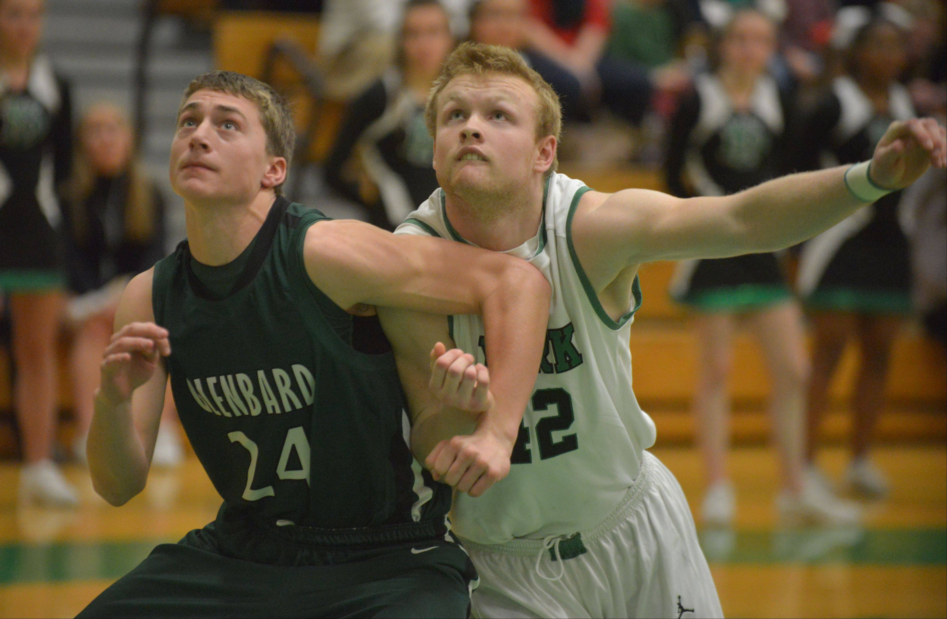 Images: Glenbard West at York boys basketball