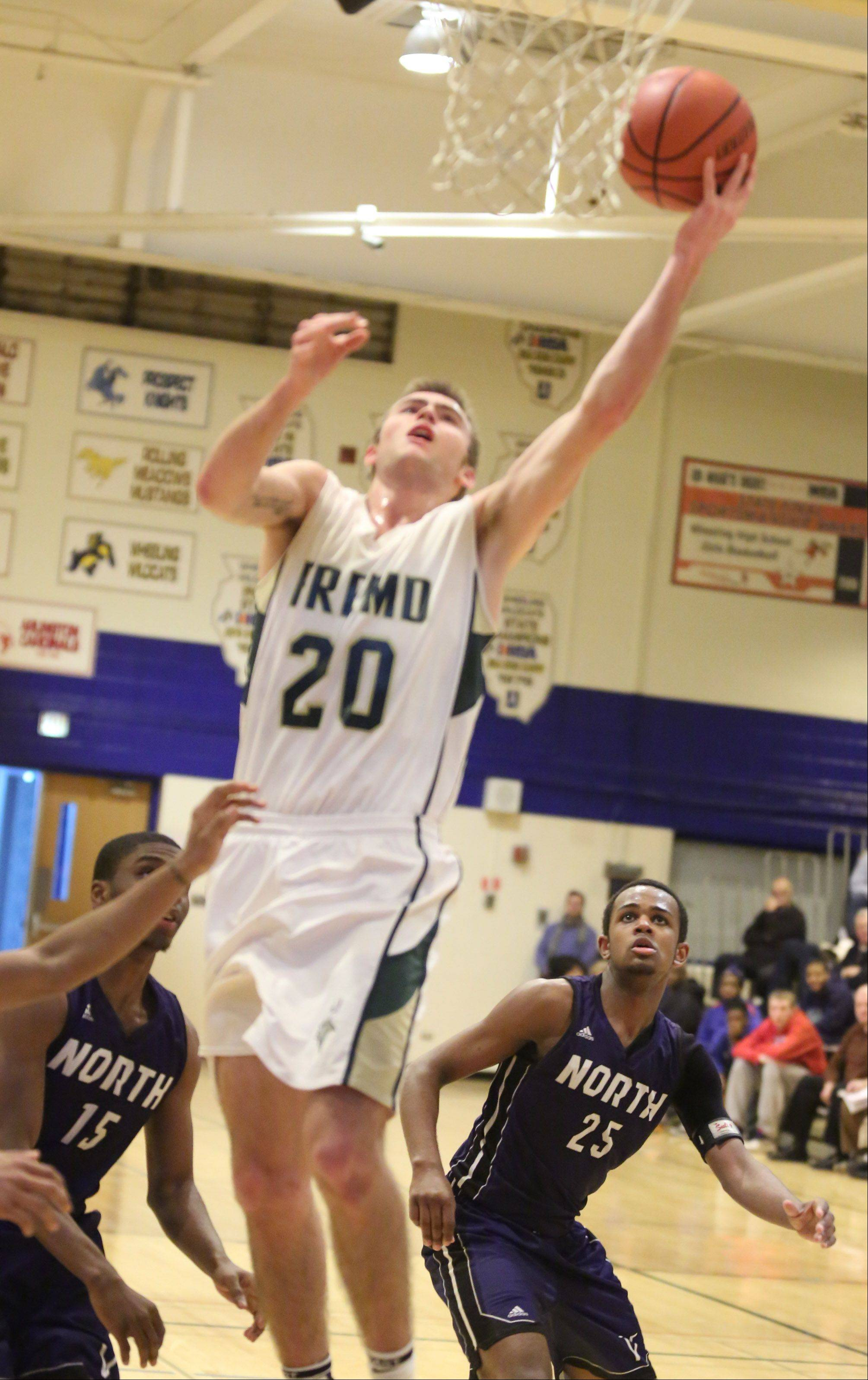 Images from the Fremd vs. Niles North boys basketball game at the Wheeling Hardwood Classic on Thursday, Dec. 26, 2013.