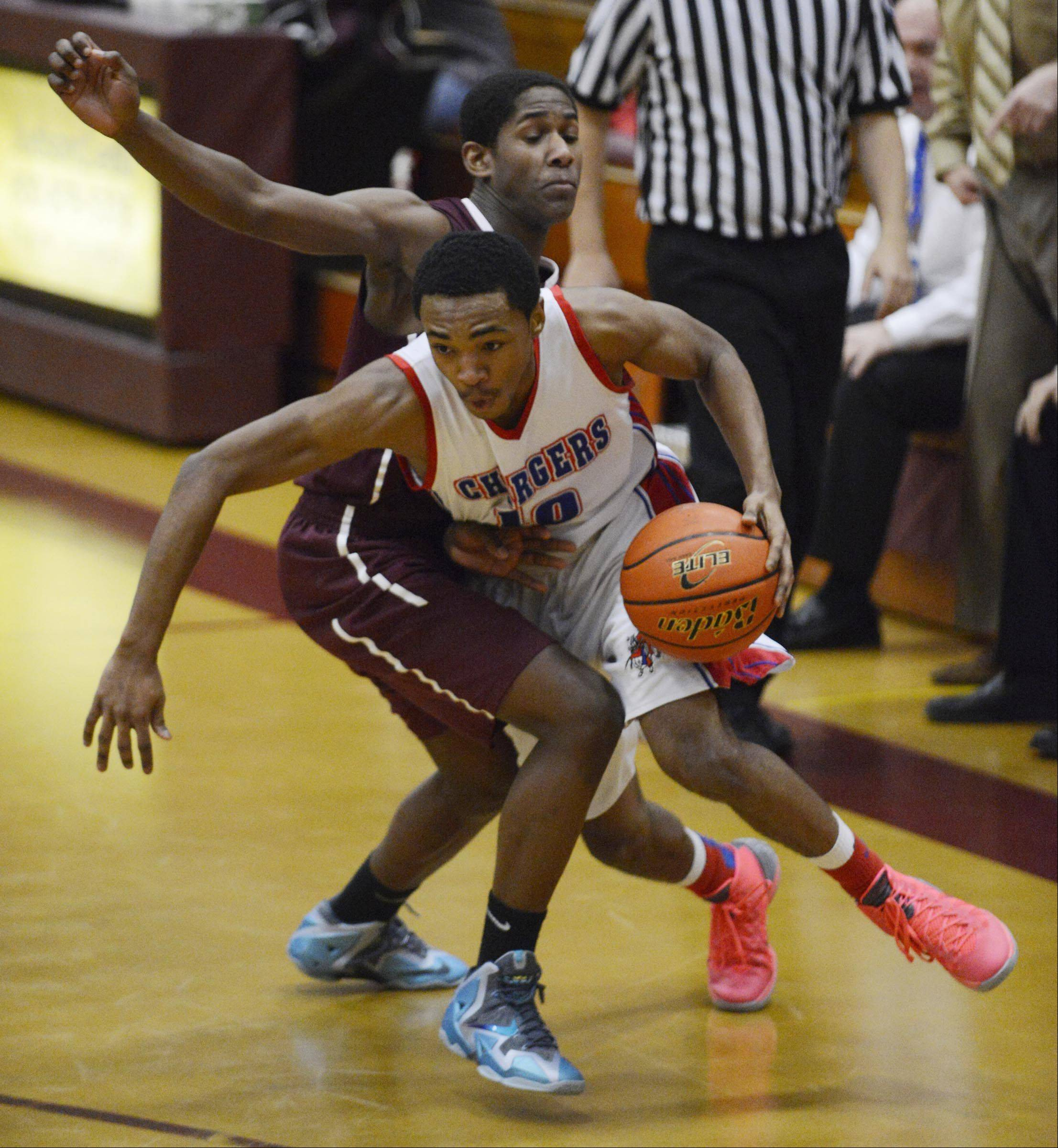 Images from the Elgin vs. Dundee-Crown boys basketball game Thursday, December 26, 2013.