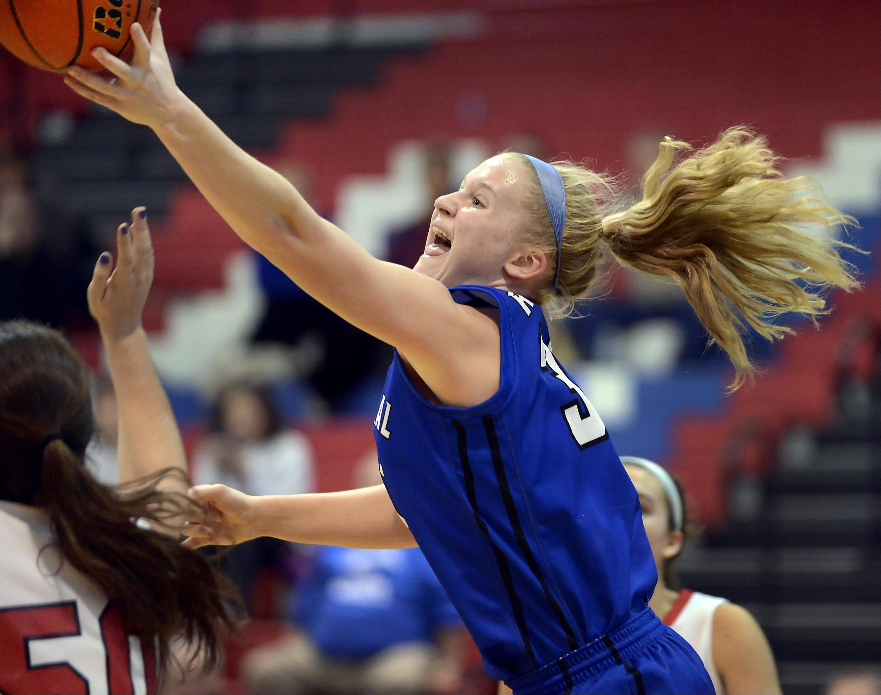 Burlington Central denied consolation title