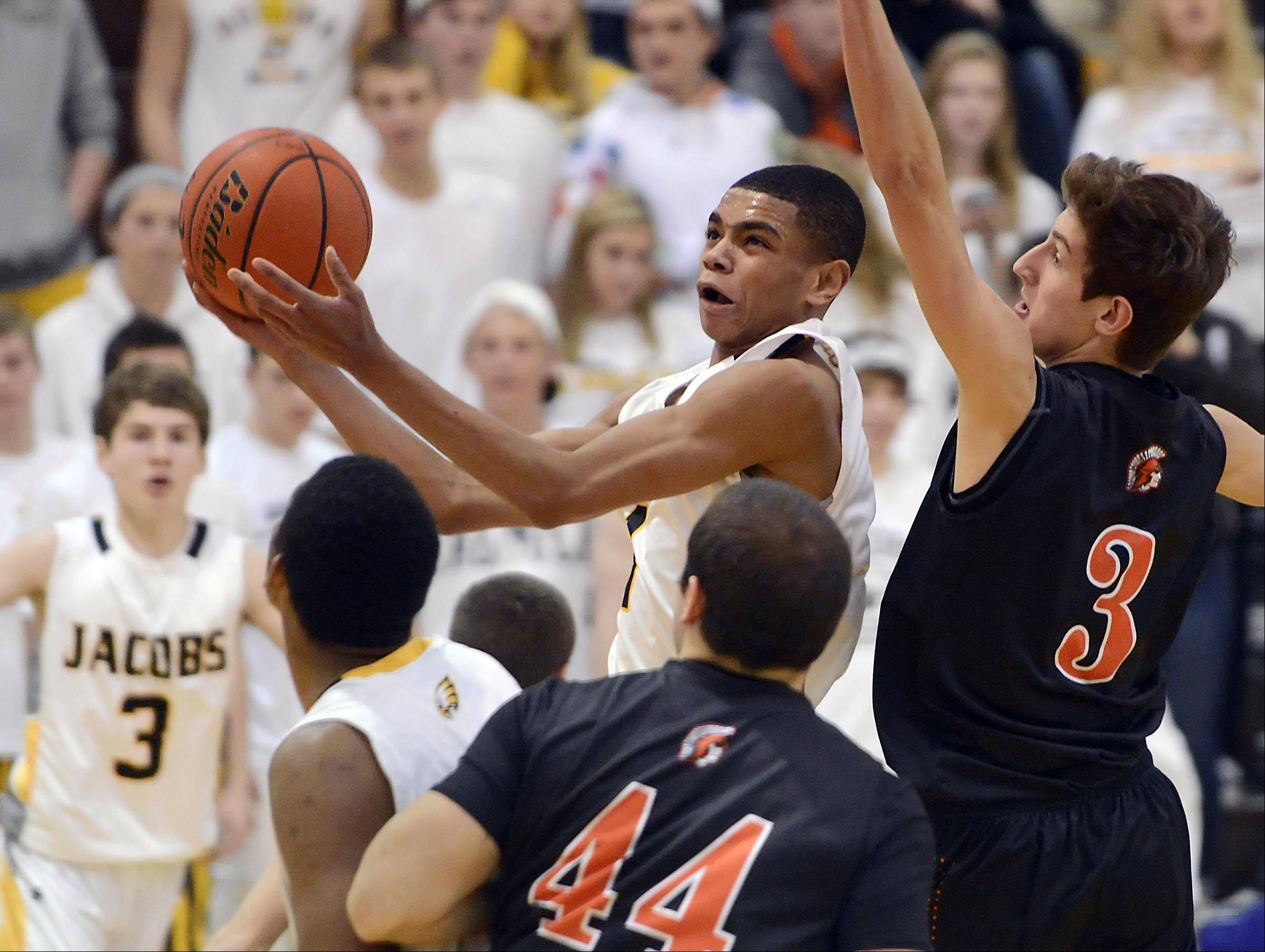 In the end, Jacobs stops McHenry