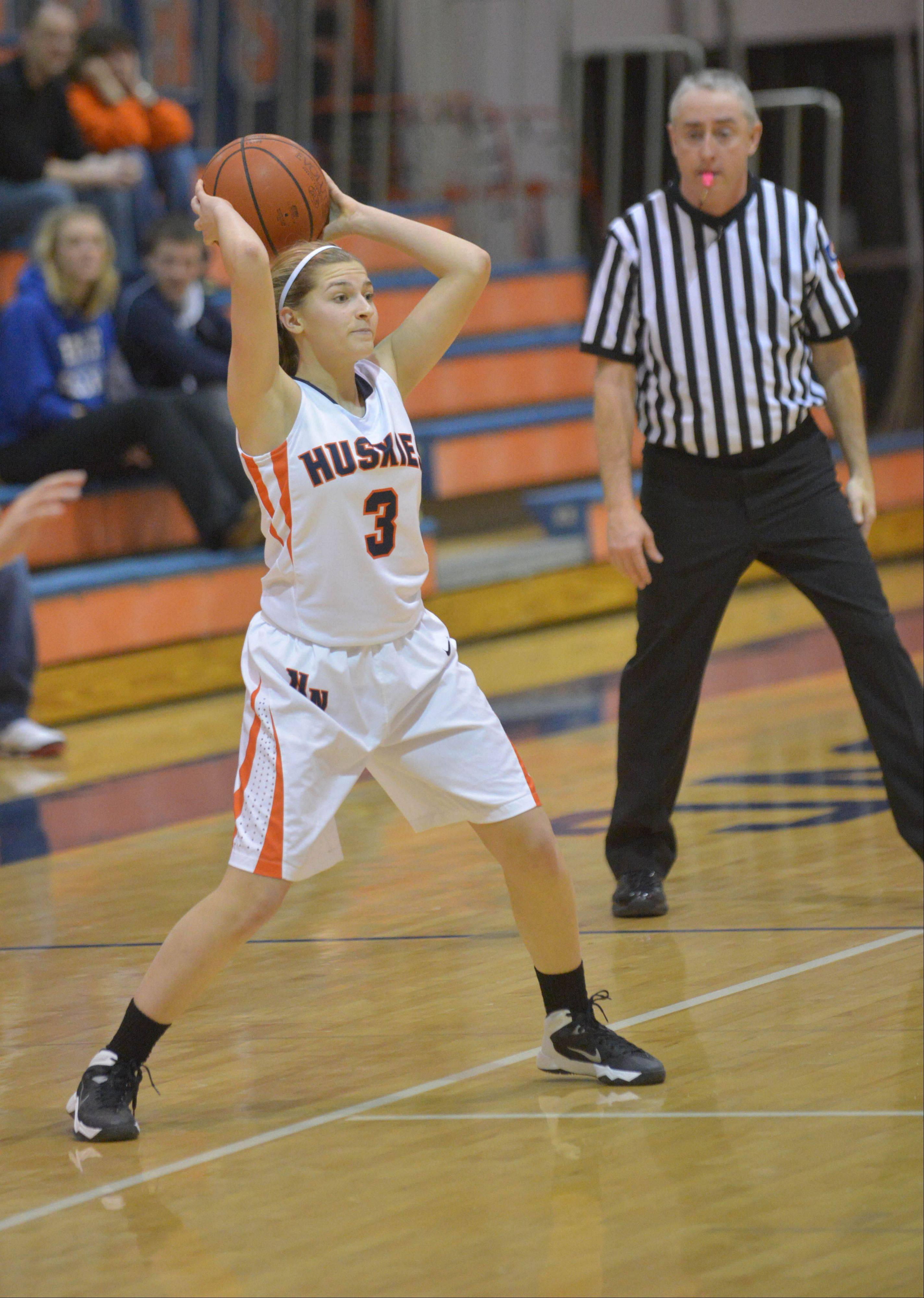 Sharples, Naperville North deny Lake Park