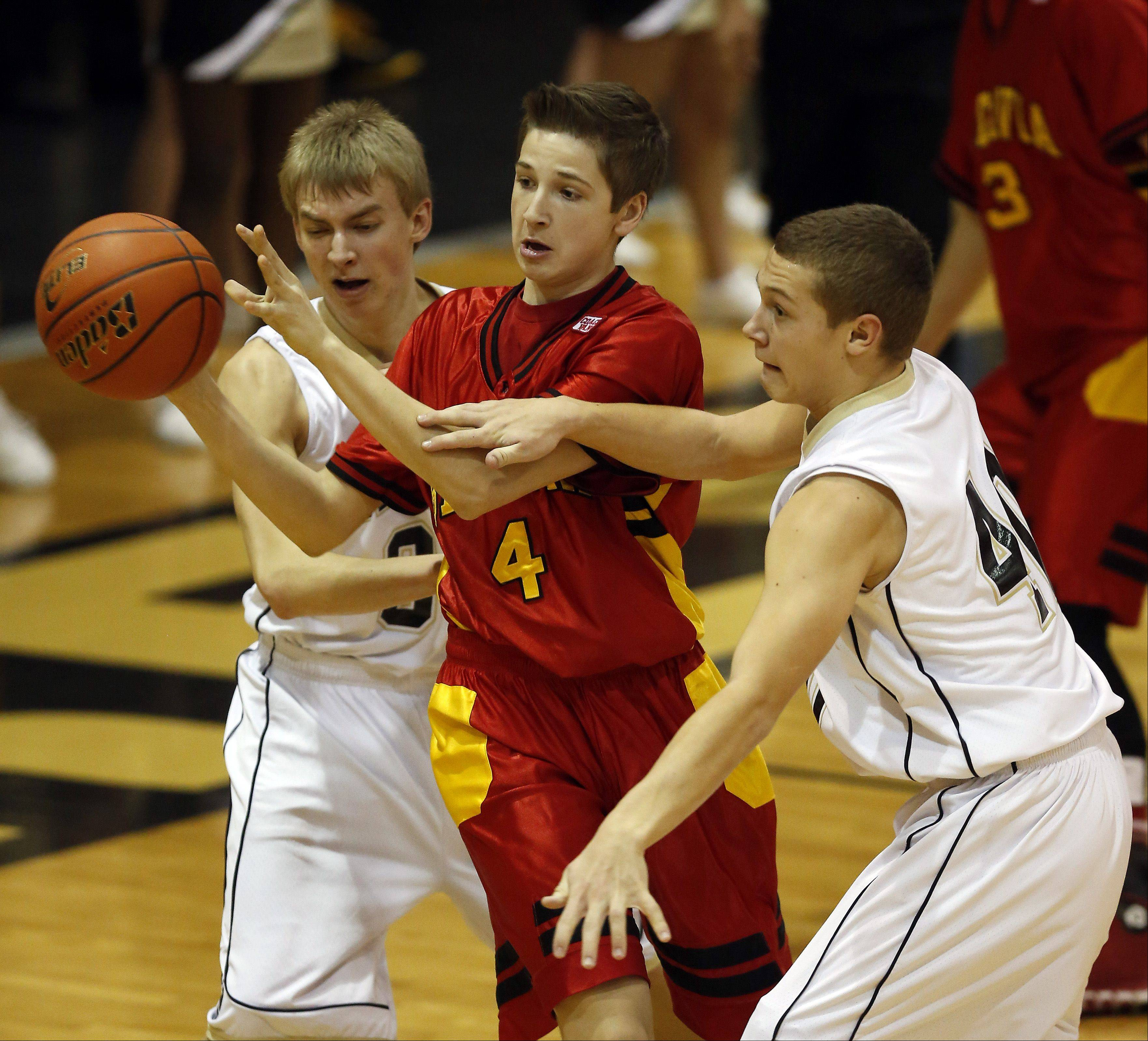 Images: Batavia vs. Streamwood boys basketball