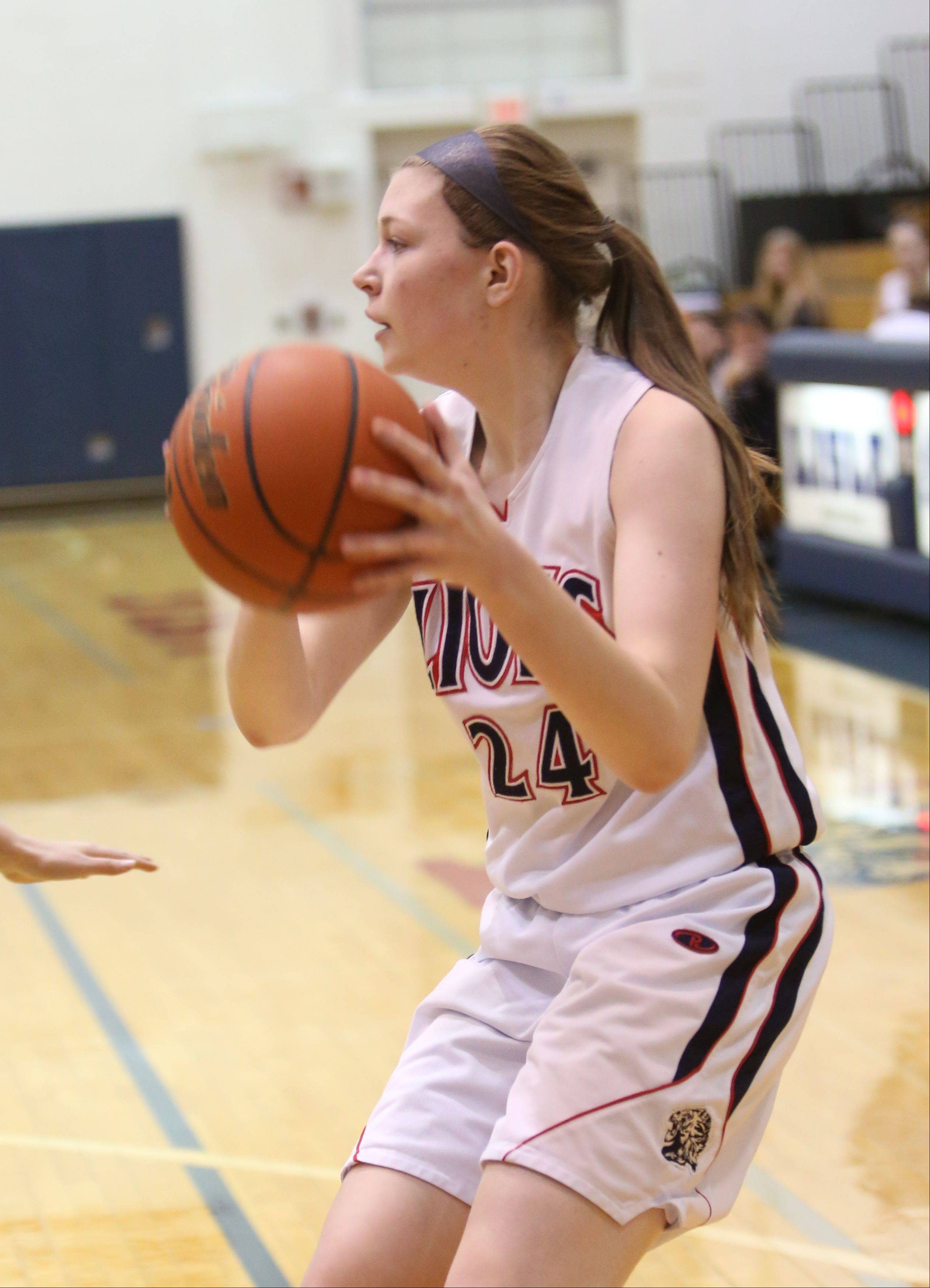 Photos from the Seneca at Lisle girls basketball game Monday, Jan. 13.