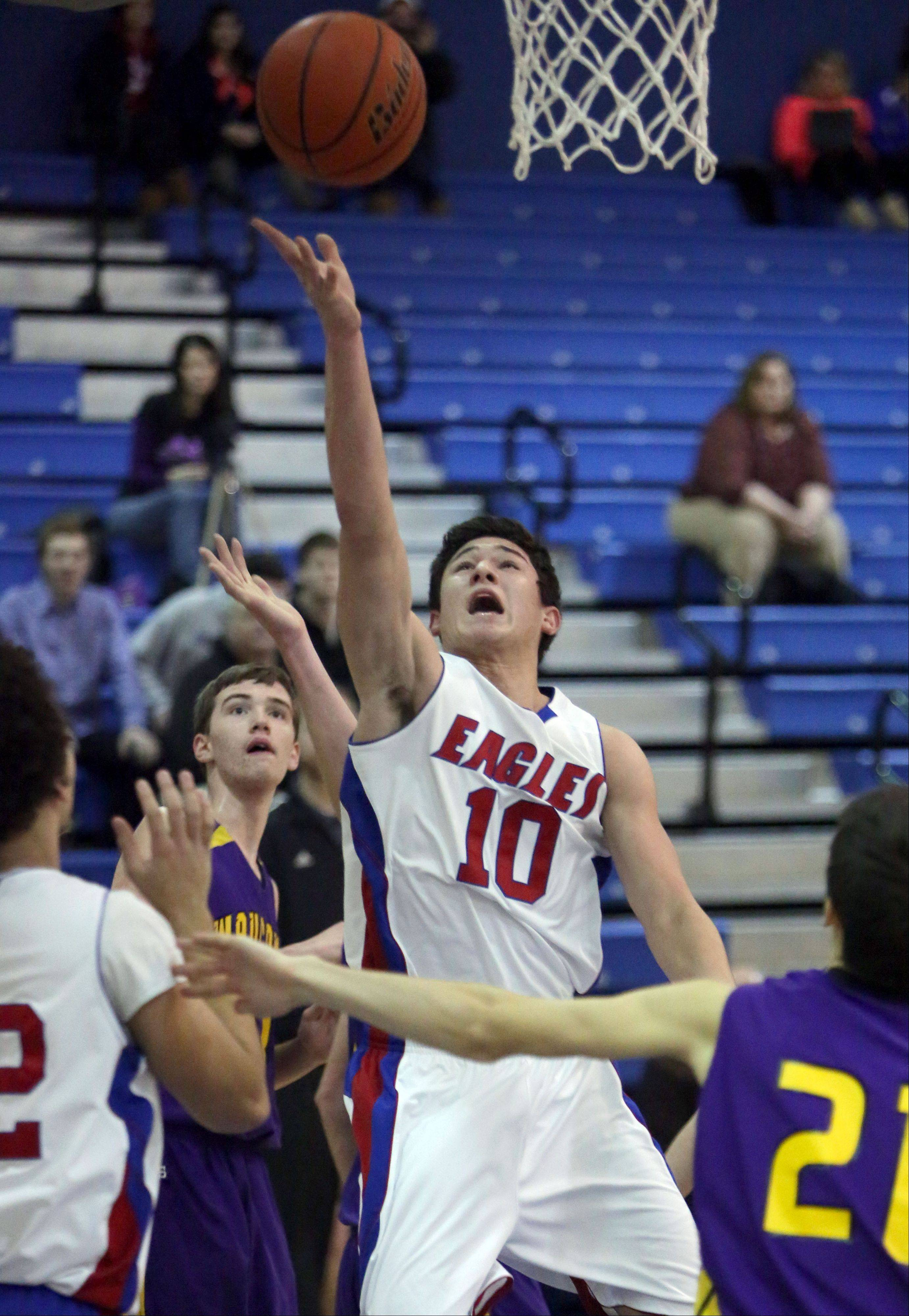 Lakes shoots past Wauconda