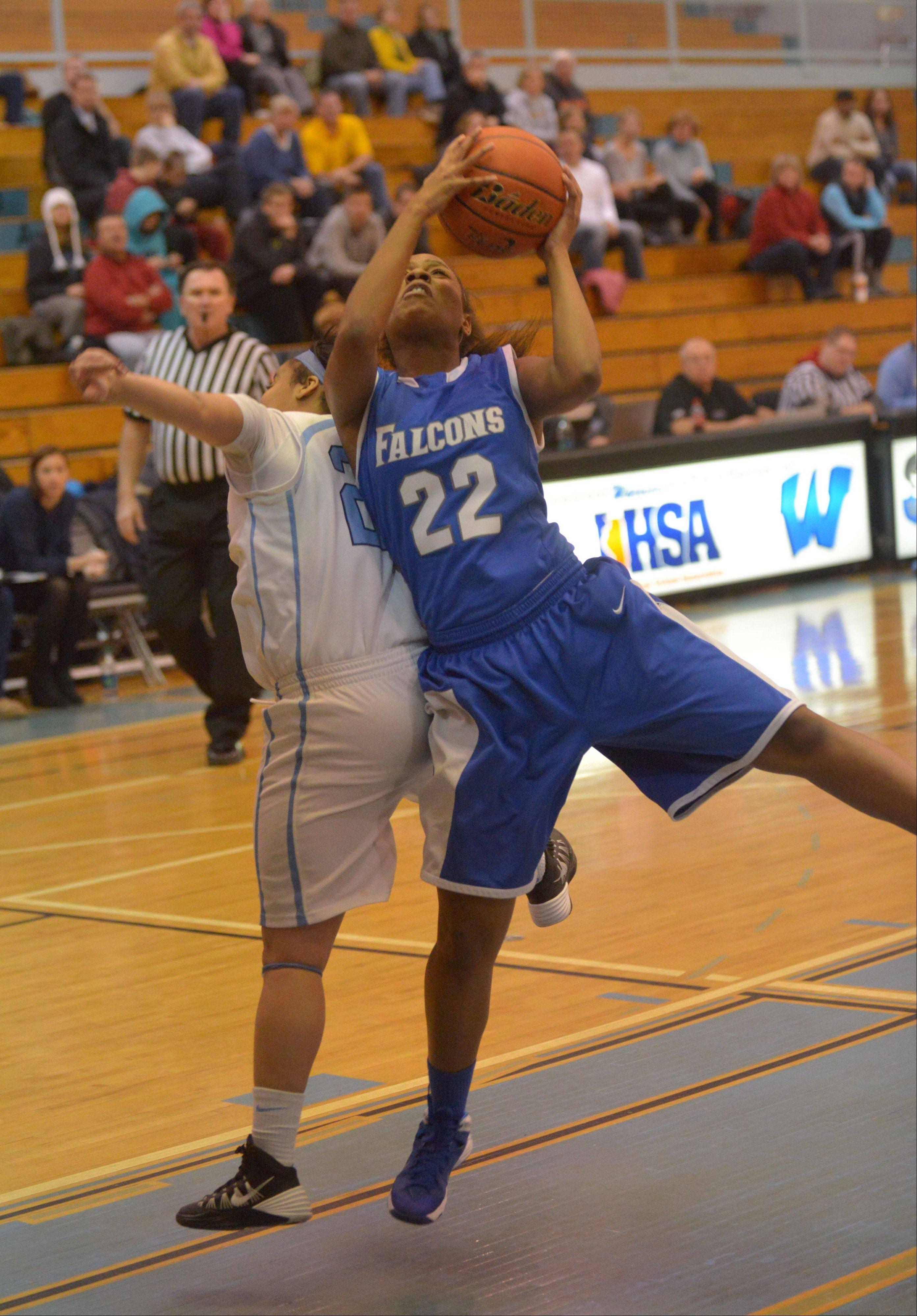 Photos from the Hillcrest vs. Wheaton North basketball game Saturday, Jan. 18 at Willowbrook High School in Villa Park.