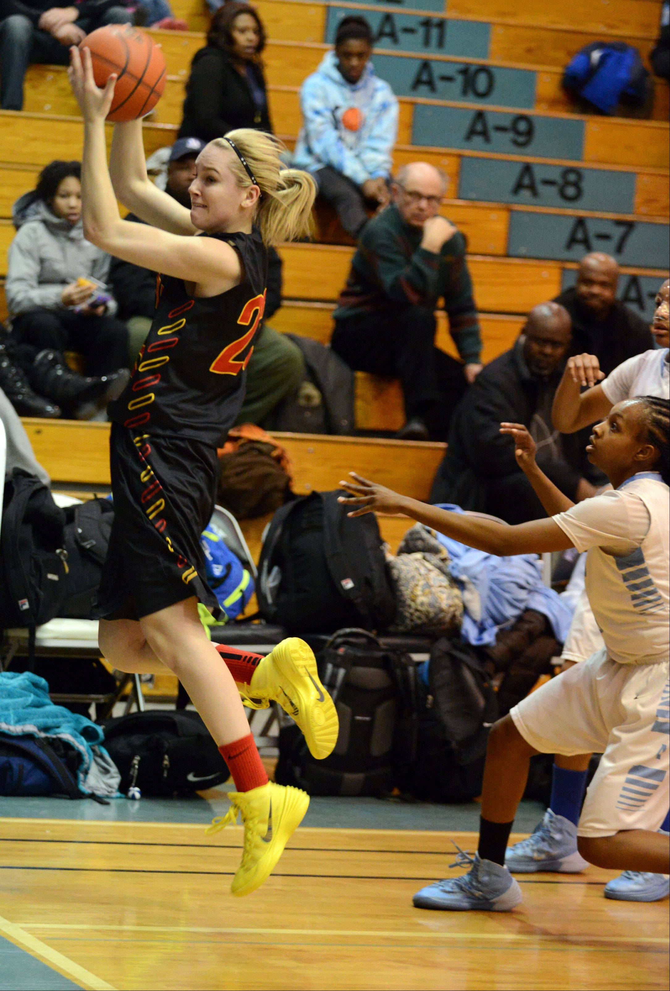Images from the Batavia vs. Joliet Catholic girls basketball game Monday, January 20, 2014 in Villa Park.