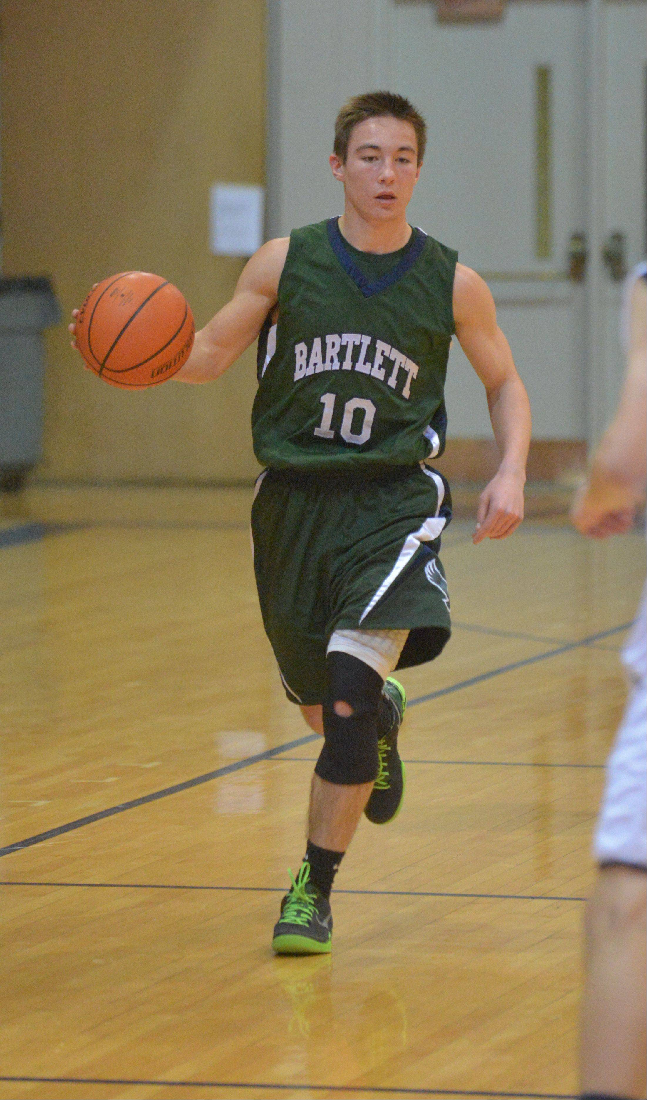 Photos from the West Chicago vs. Bartlett boy basketball game on Tuesday, January 21.