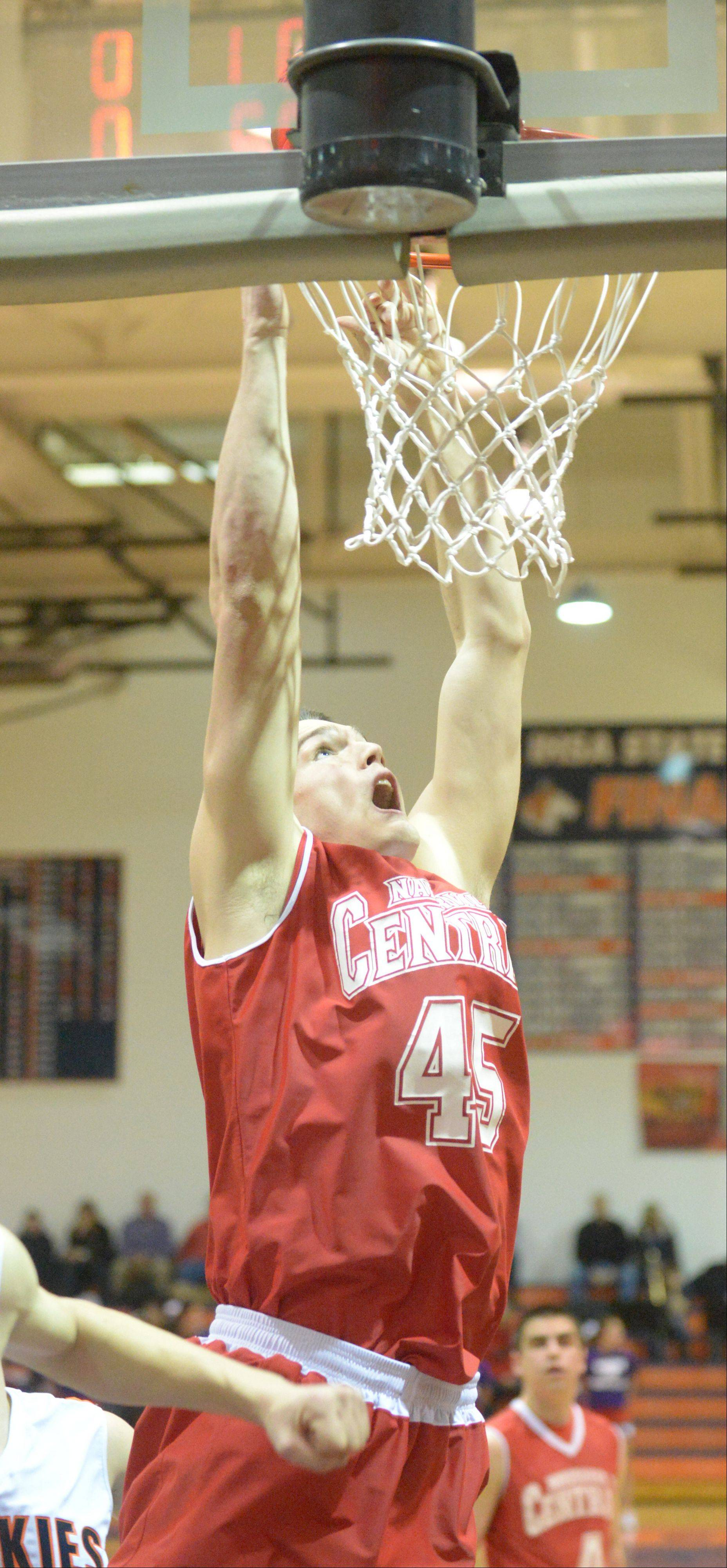 Photos from the Naperville Central at Naperville North boys basketball game Friday, Jan. 24 in Naperville.