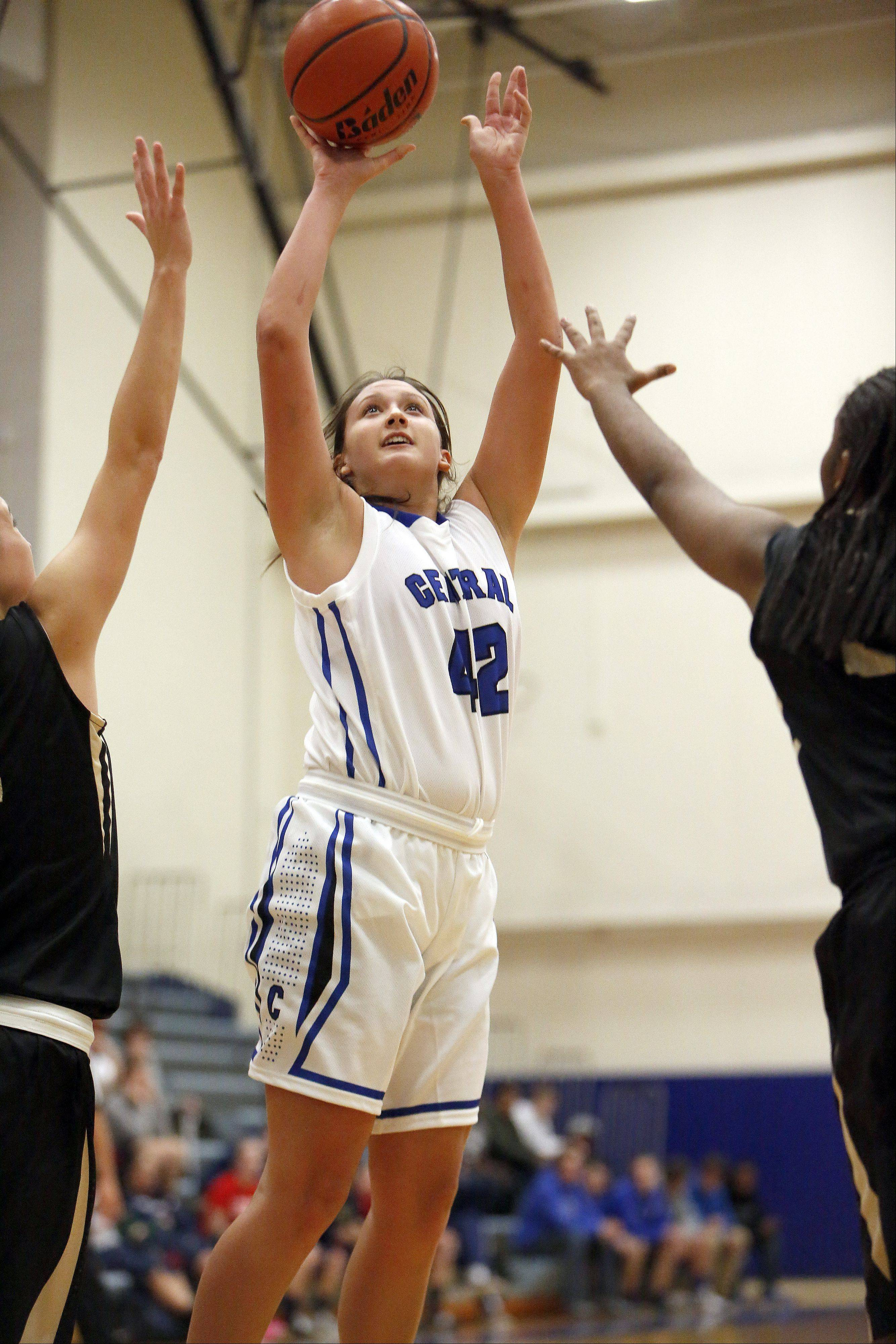 Burlington Central and junior Alison Colby will return to the court for the first time since Jan. 18 on Friday when the Rockets play at Richmond-Burton.