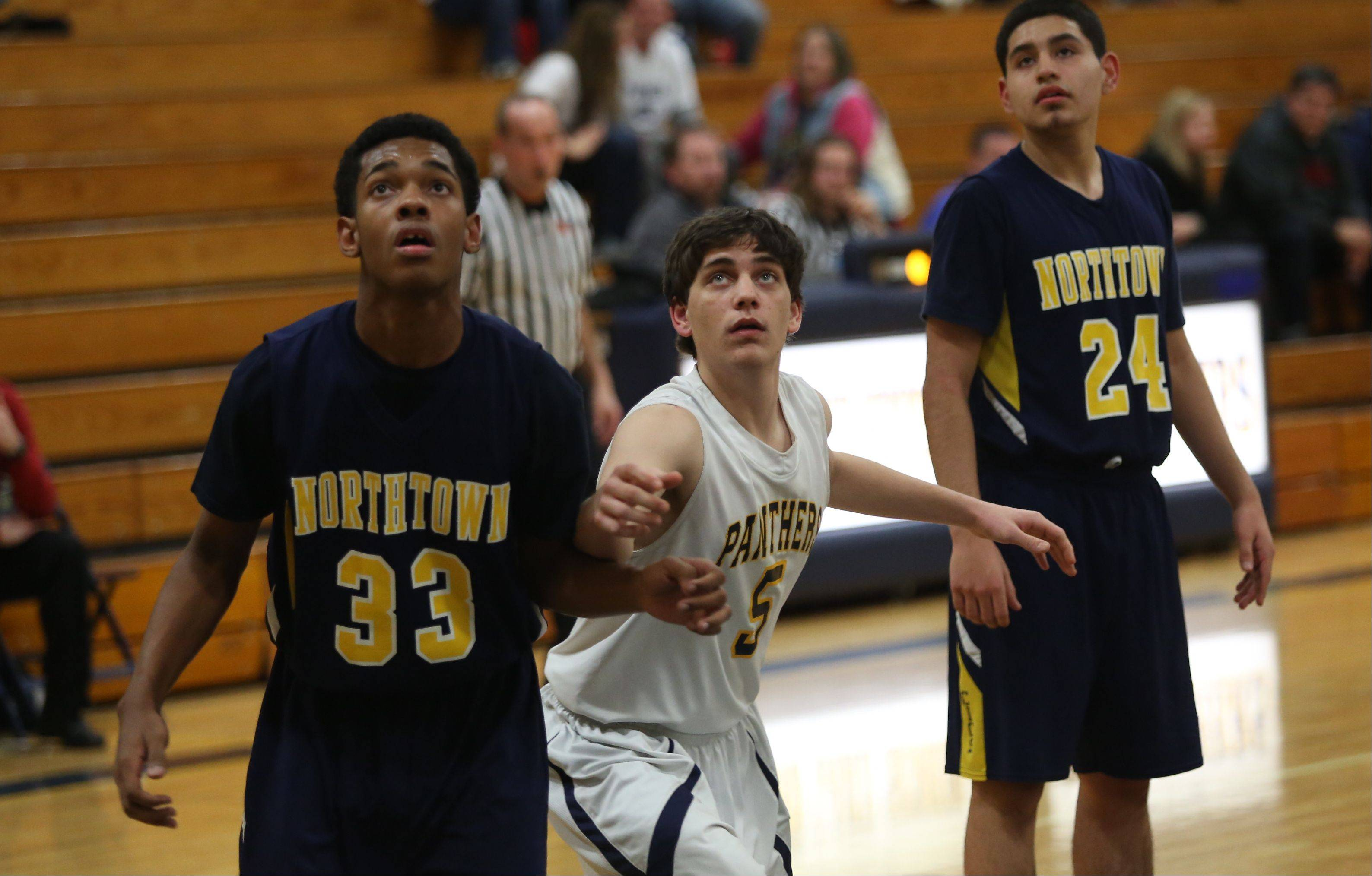 Images: Round Lake vs. Northtown Academy boys basketball