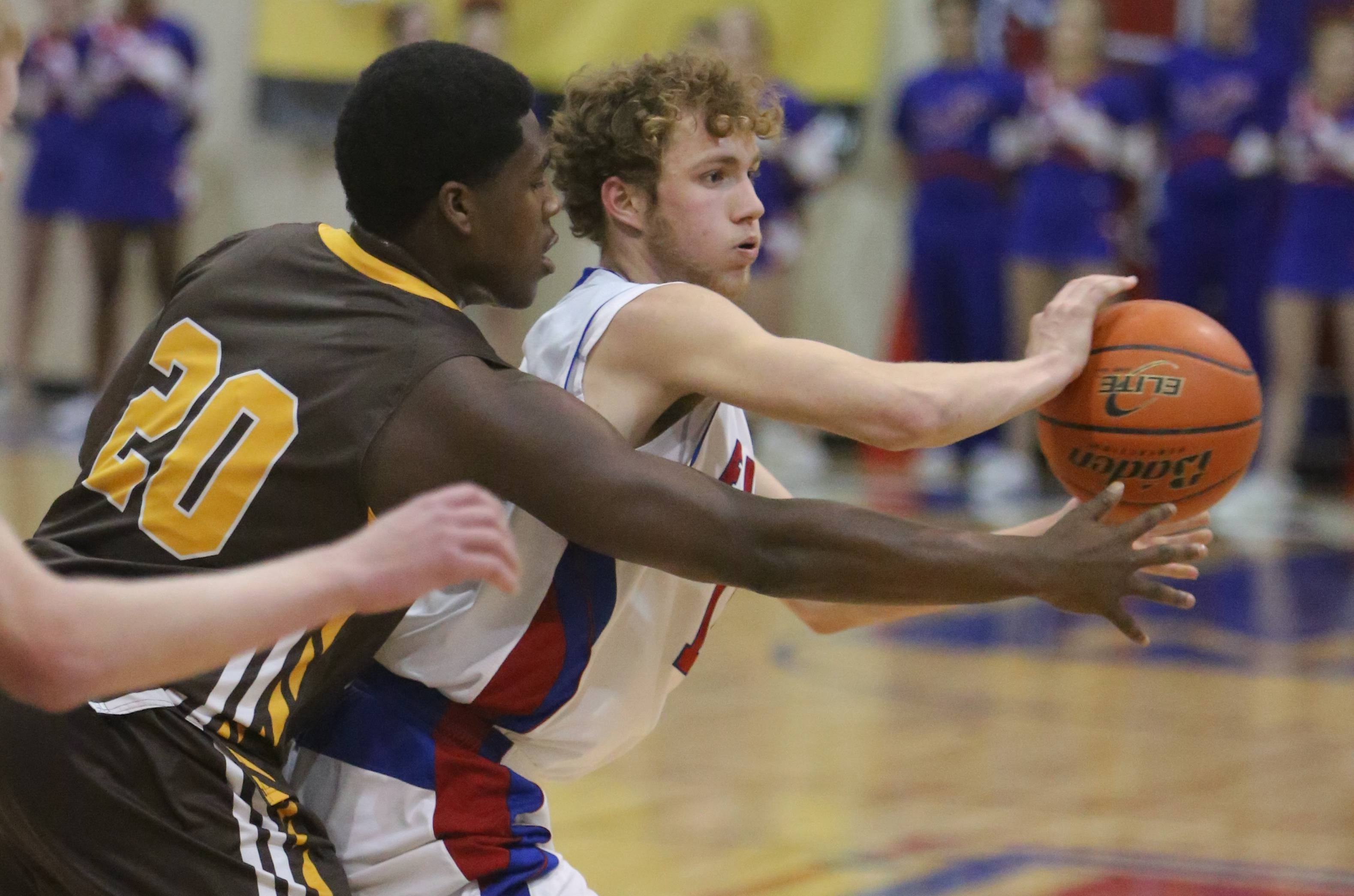 Images: Lakes vs. Carmel boys basketball