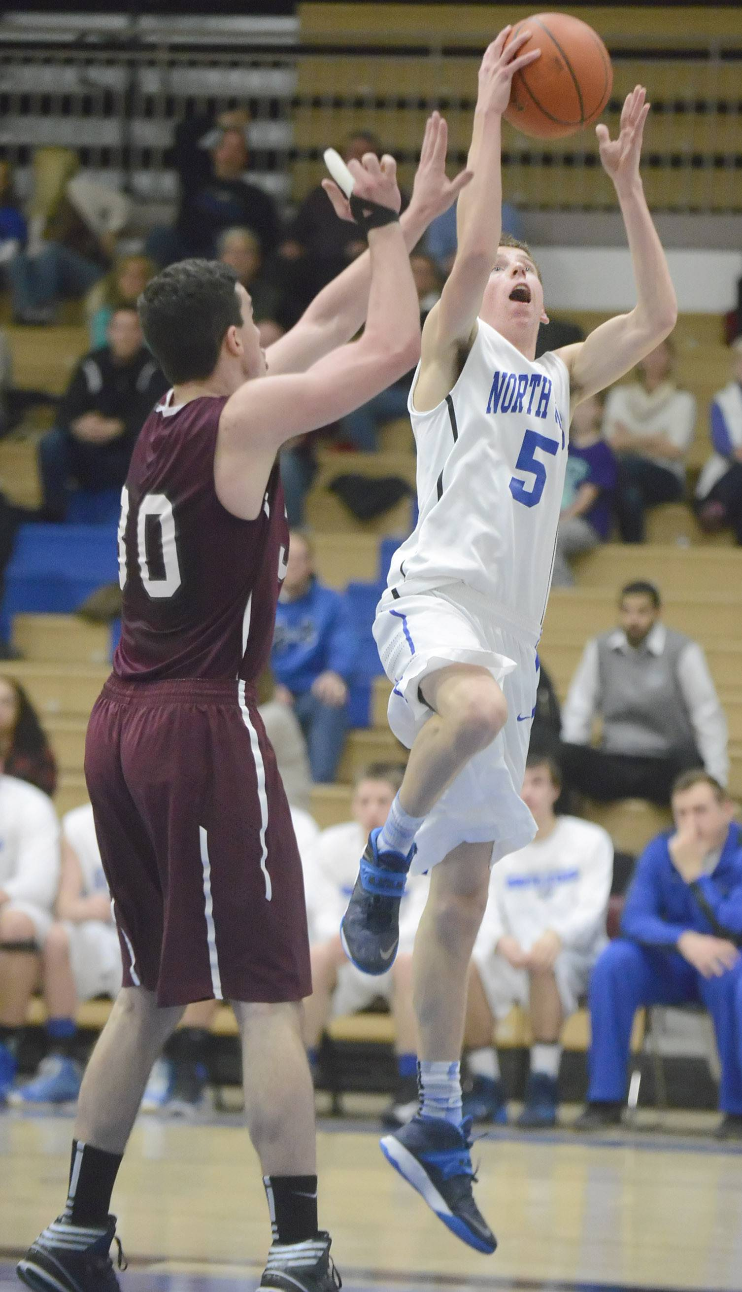 Third quarter lifts St. Charles North over Elgin