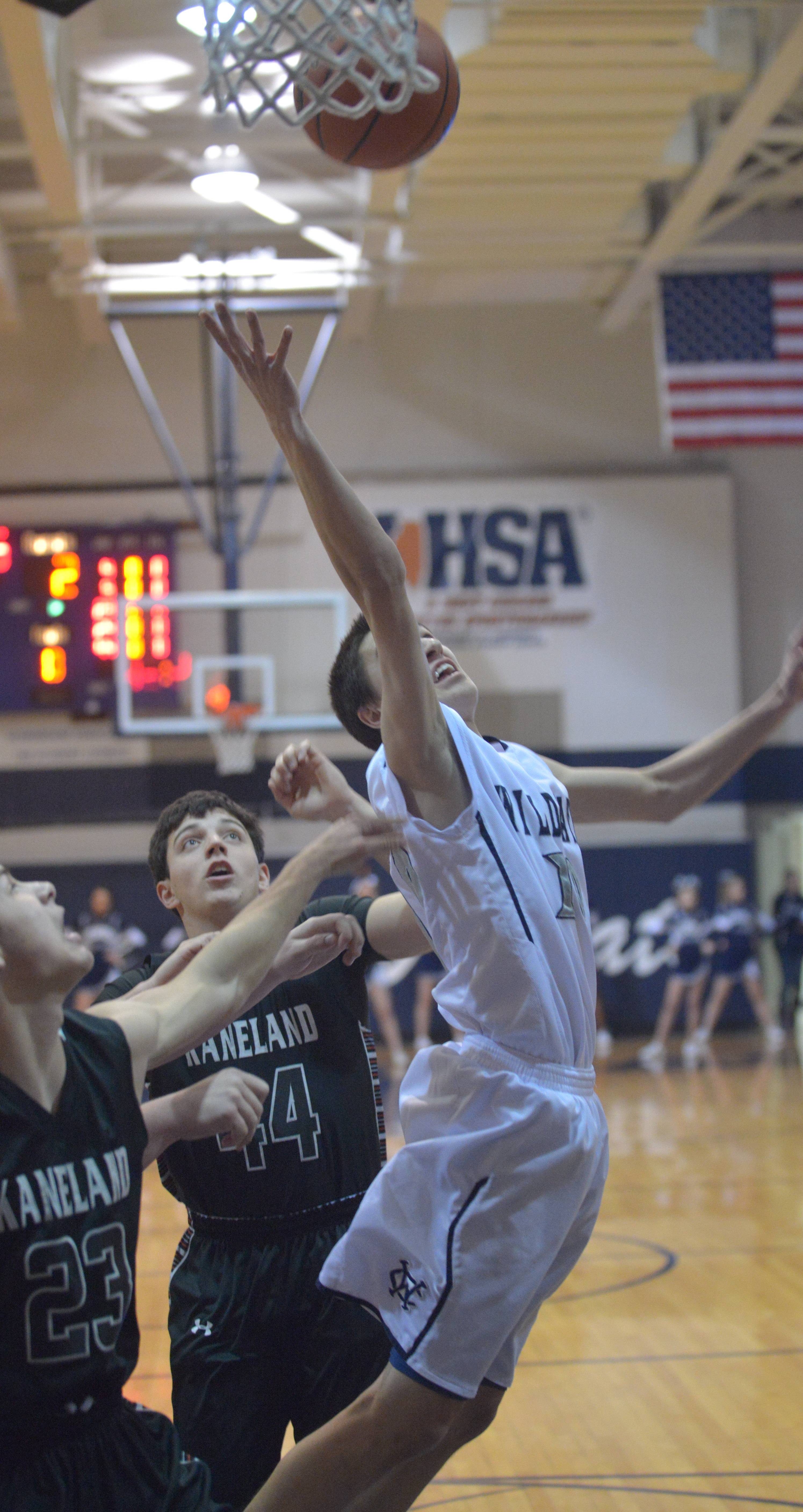 Photos from the Kaneland at West Chicago boys basketball game Tuesday, Feb. 11 in West Chicago