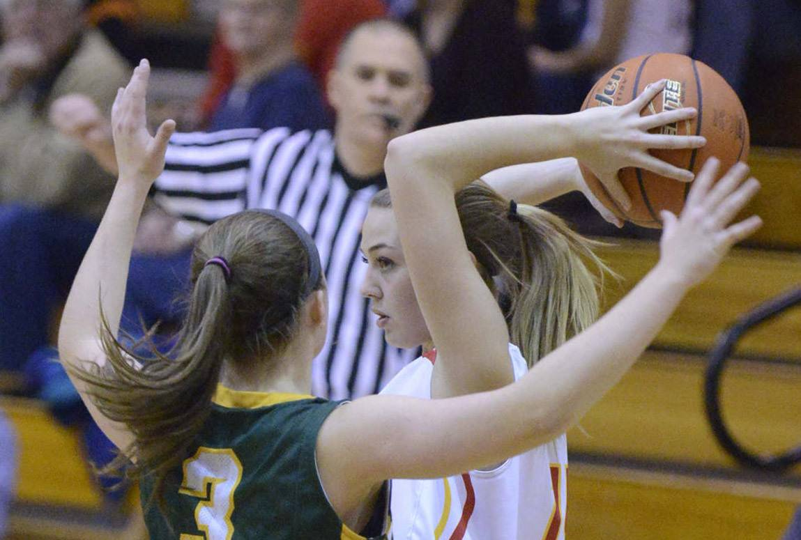 Images: Elk Grove vs. Batavia girls basketball