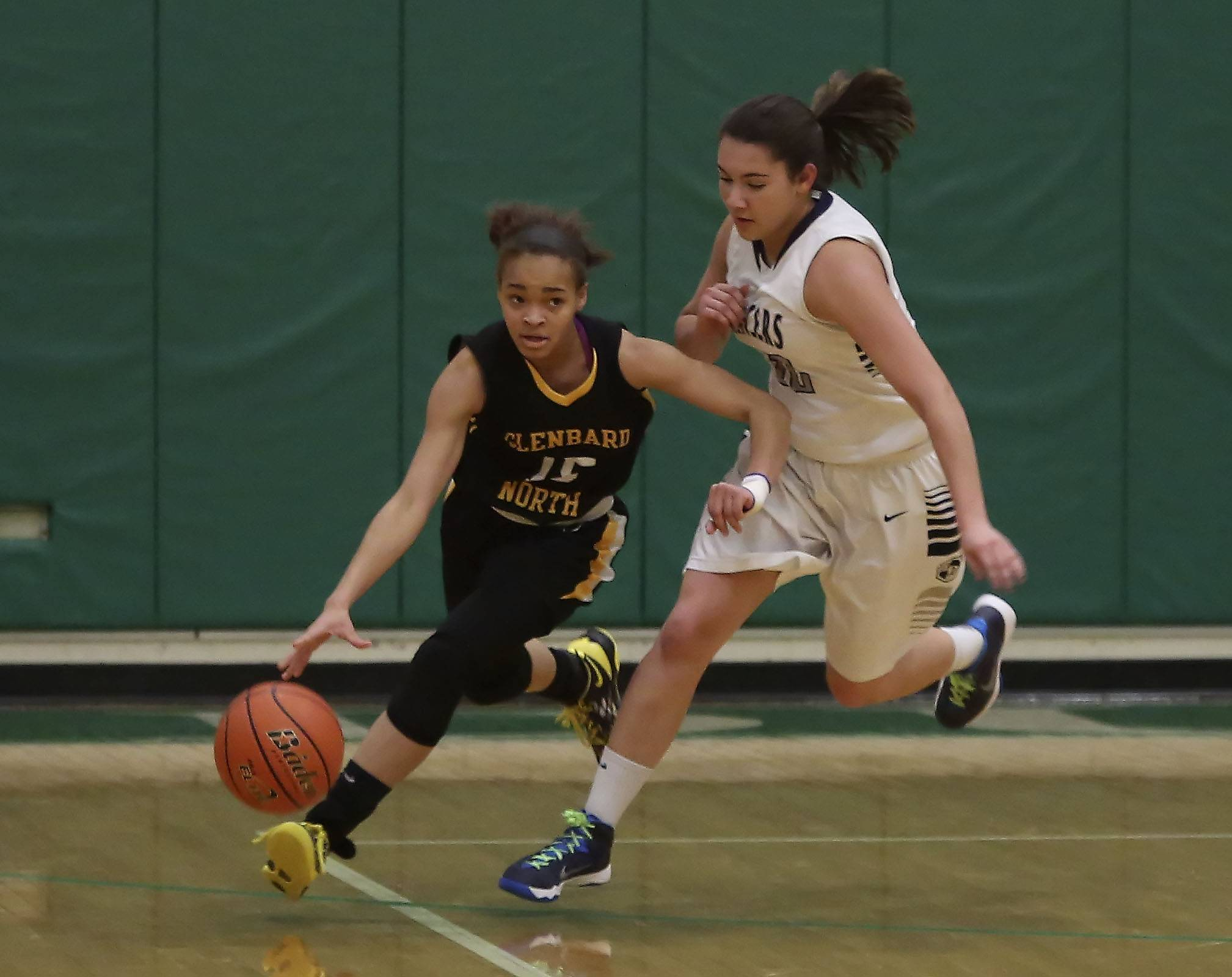 Images: Lake Park vs. Glenbard North girls basketball