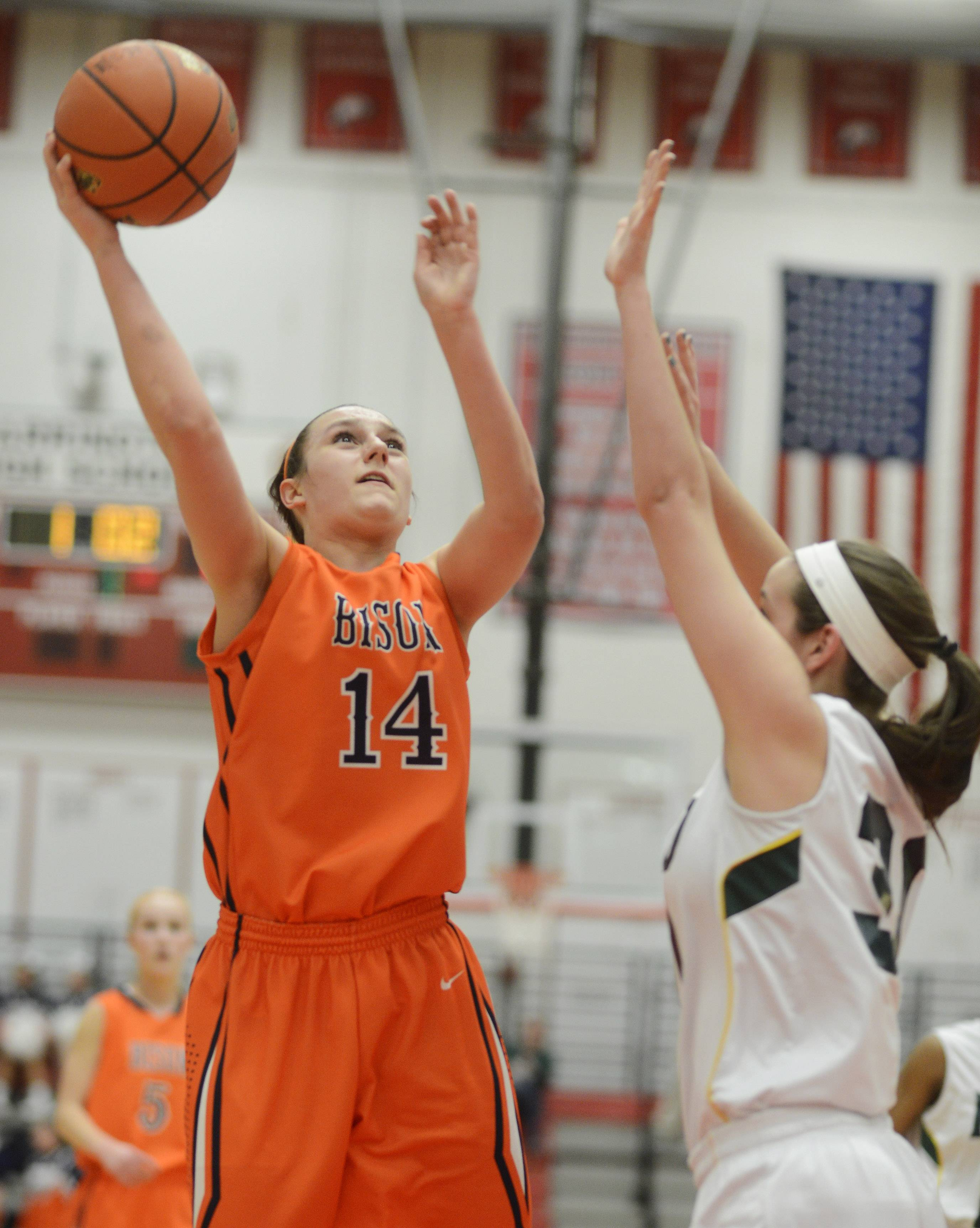 Fremd's finish bounces Buffalo Grove