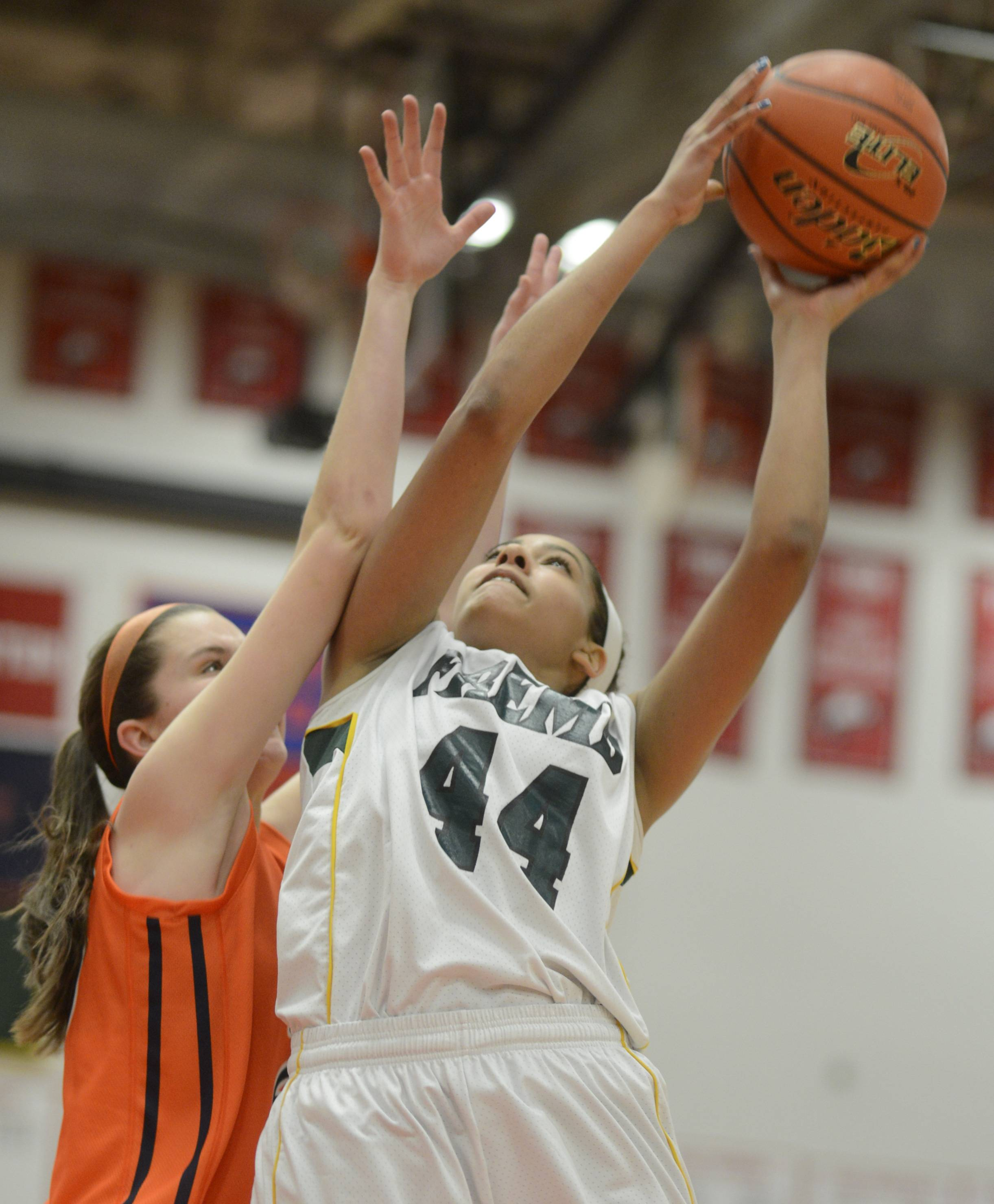 Images from the Fremd vs. Buffalo Grove IHSA Class 4A sectional semifinal girls basketball game on Tuesday, February 25 in Barrington.