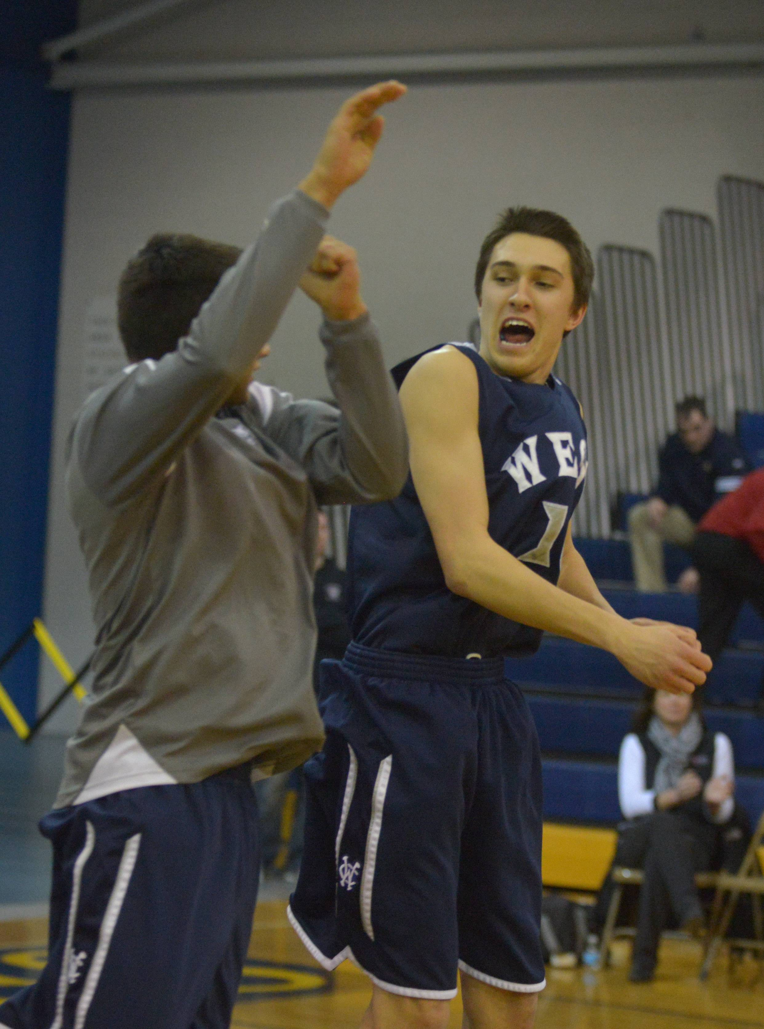 West Chicago played Glenbard North in a Class 4A boys basketball regional semifinal game Tuesday, March 4 at Leyden Twp. High School in Franklin Park.