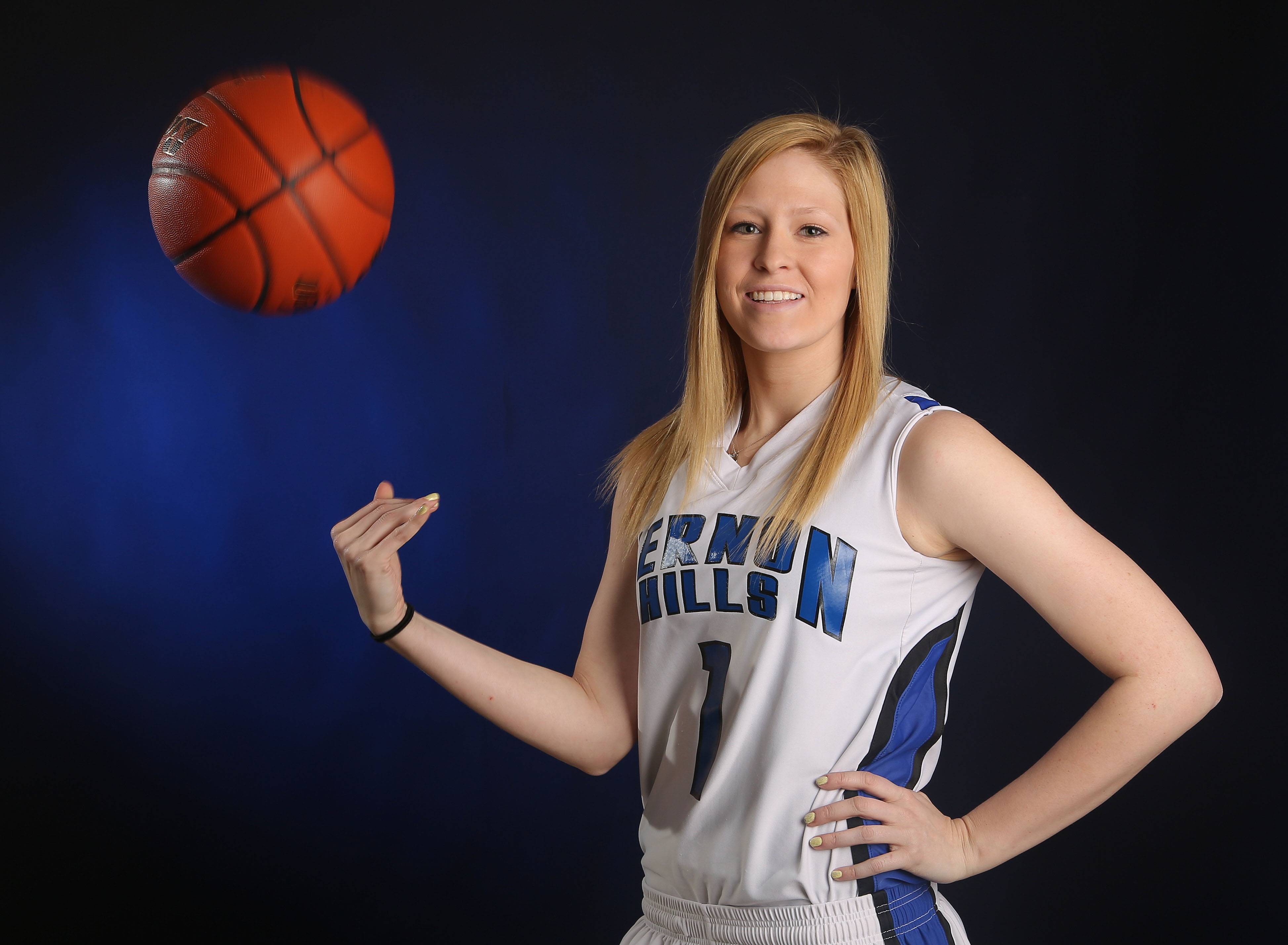 Smith lives strong, plays strong at Vernon Hills