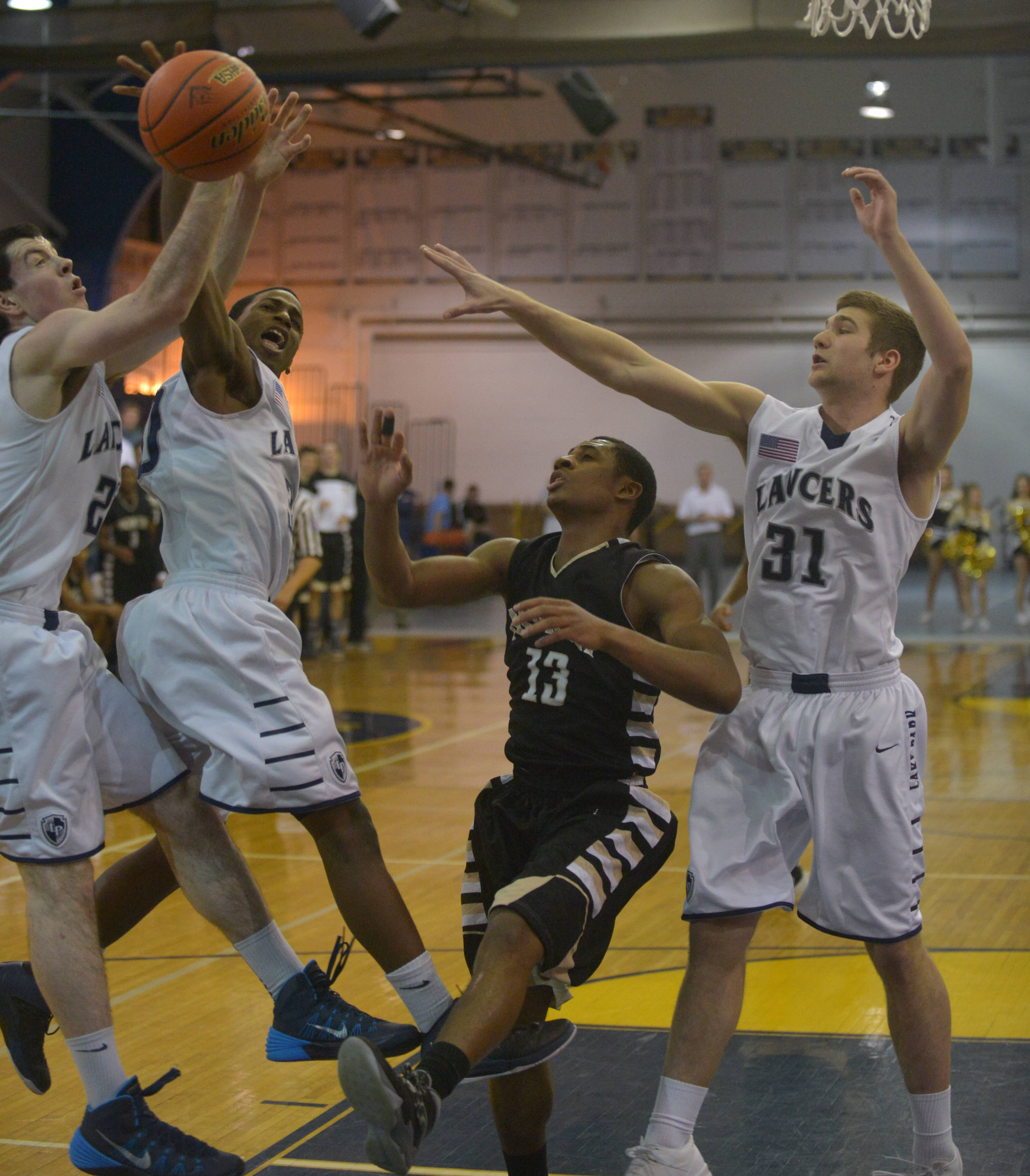 Lake Park vs. Glenbard North Friday, March 7 in a class 4A regional boys basketball final game at Leyden Twp. High School in Franklin Park.