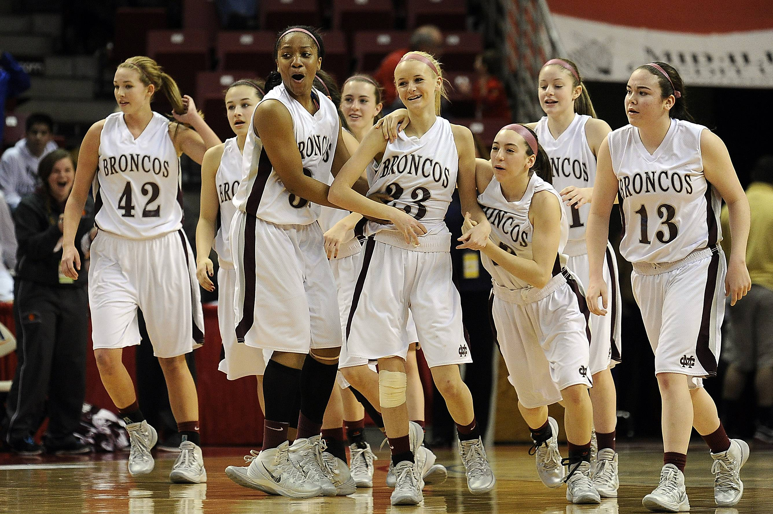 Images:Class 3A State Championship Girls Basketball
