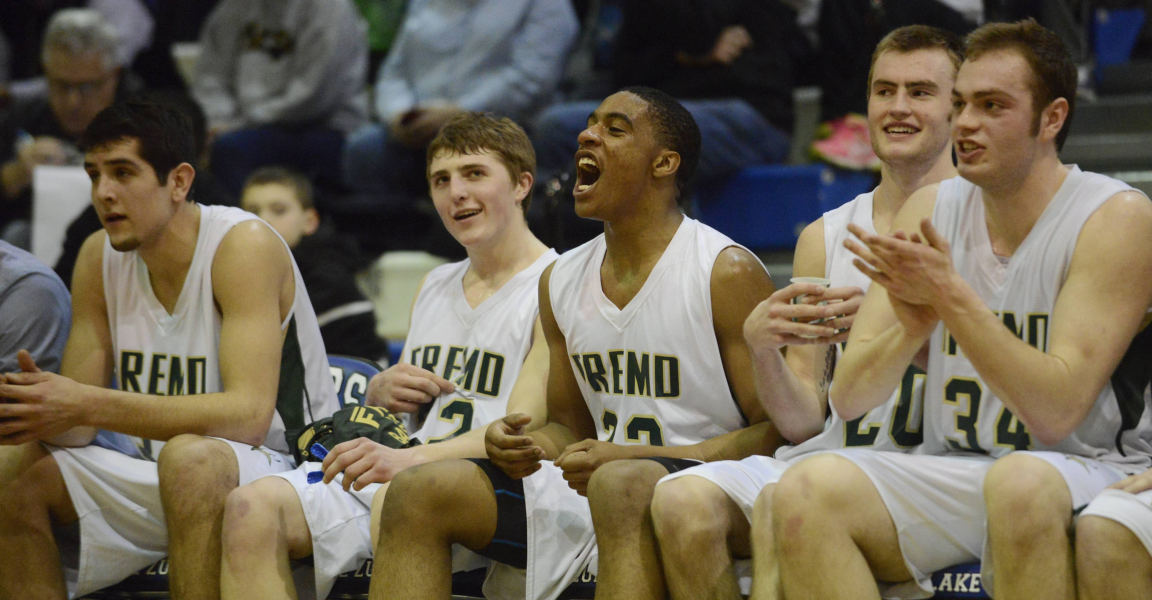Images: Fremd vs. Highland Park boys basketball