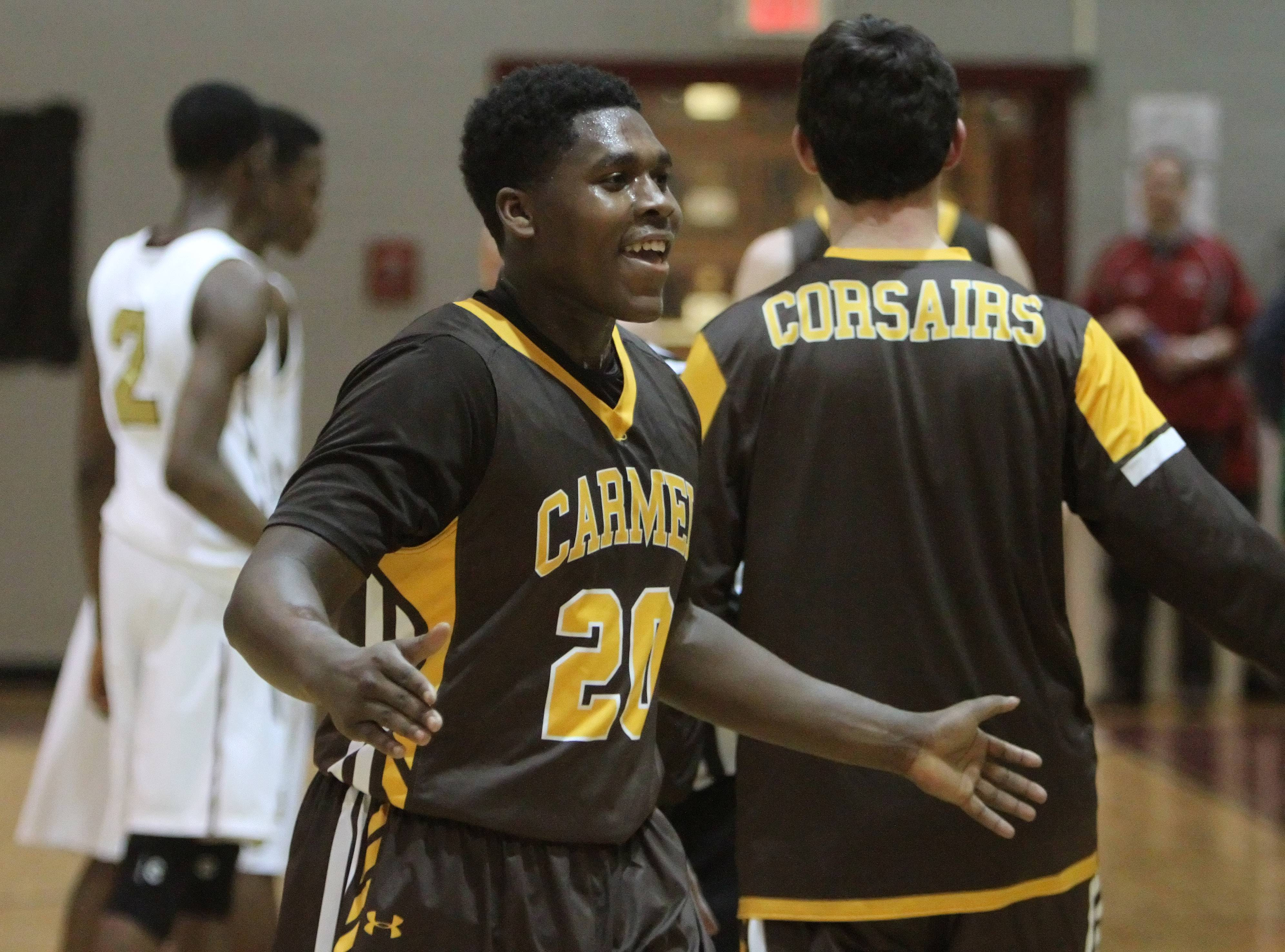 Images: Carmel vs. Uplift boys basketball