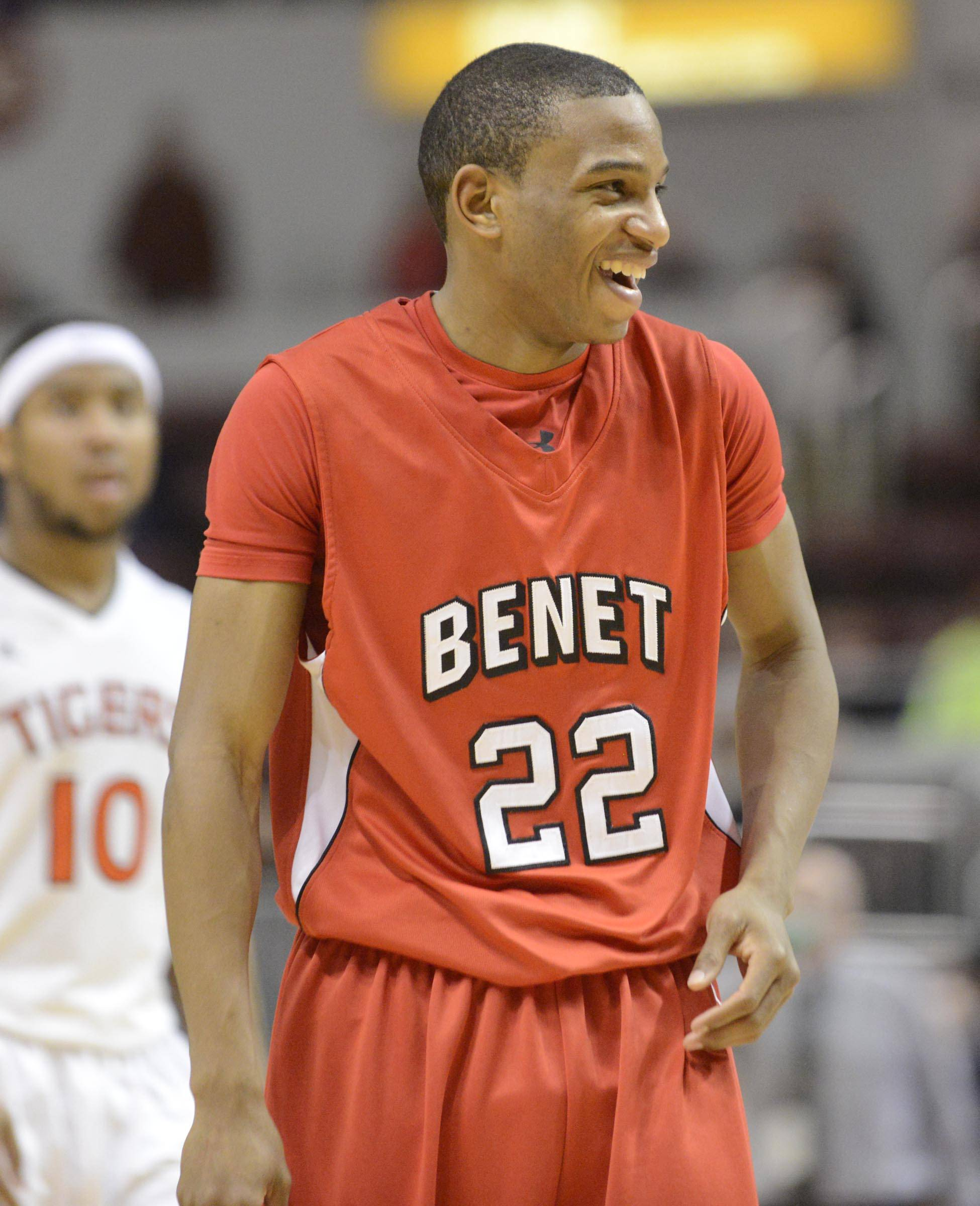 Benet to play for Class 4A state title