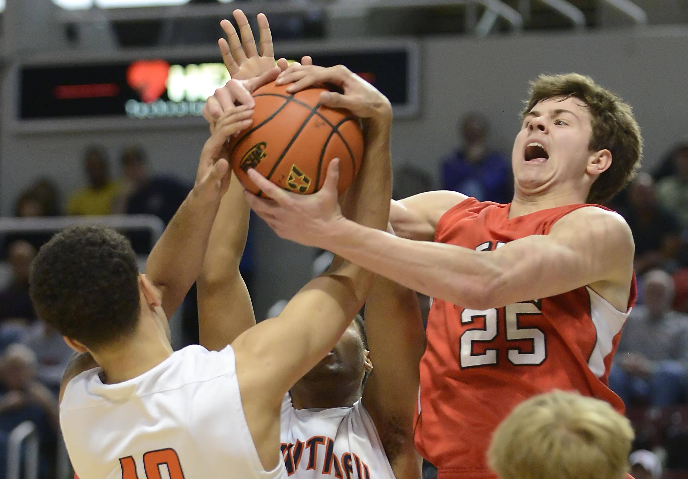 Images: Class 4A State Championship Boys Basketball