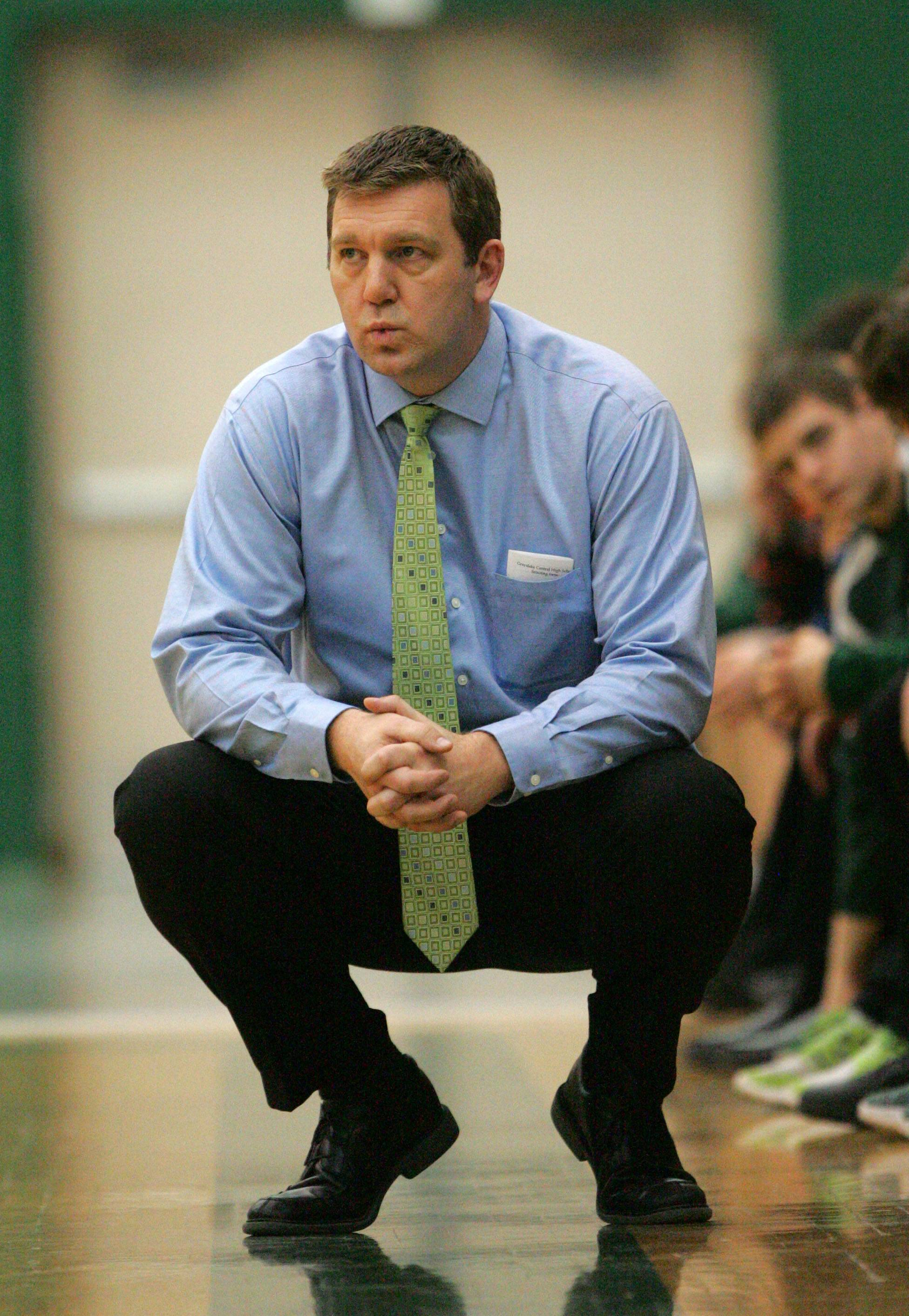 Brian Moe is leaving his basketball coaching duties behind to focus on responsibilities as Grayslake Central's athletic director.