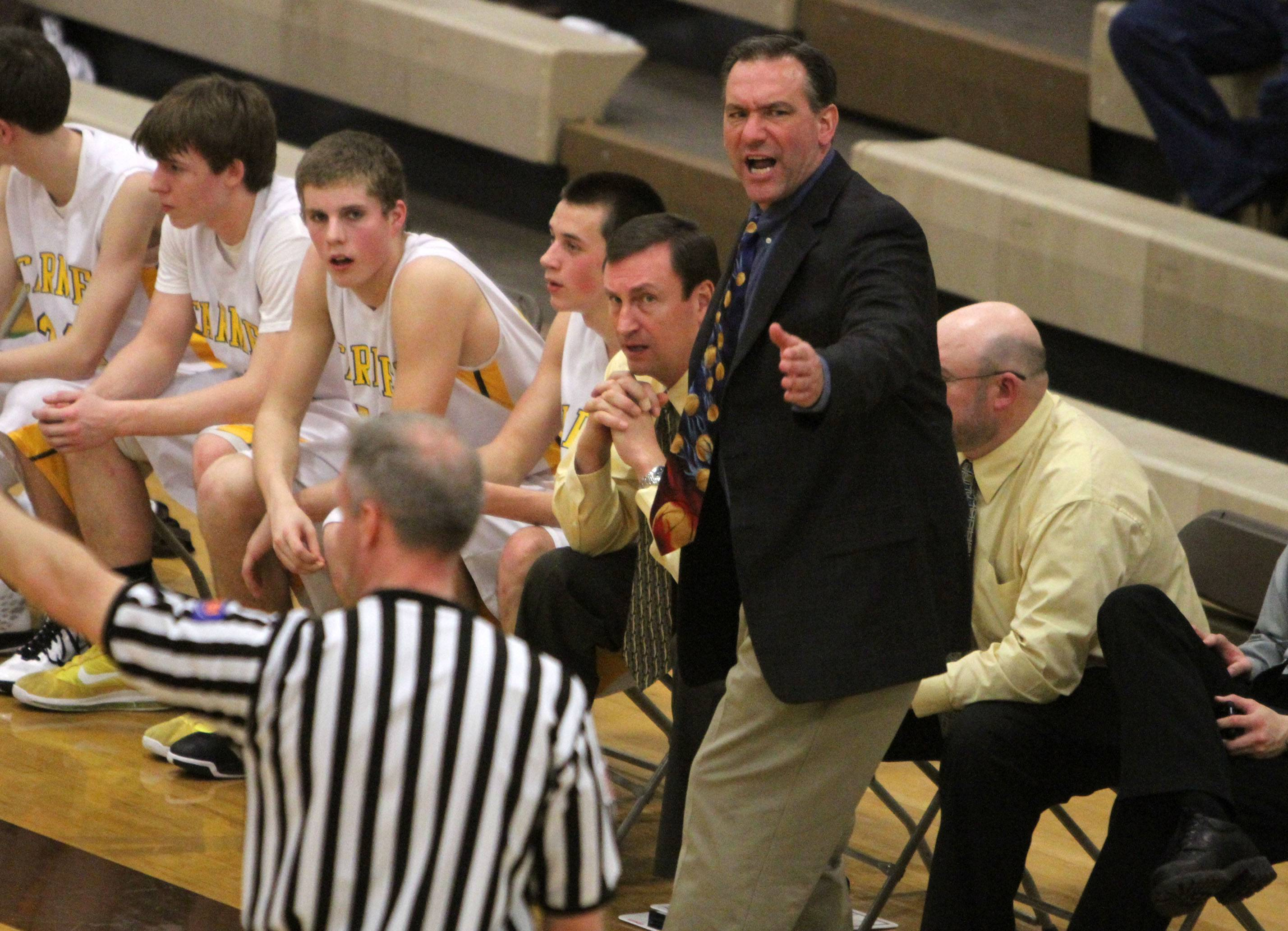 Tim Bowen coached Carmel's boys basketball team to a 25-9 record and Class 3A regional championship this past season.